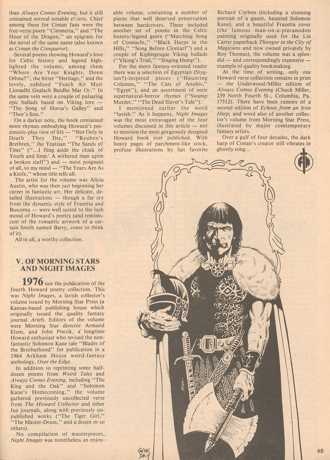 The Savage Sword Of Conan Issue #58 #59 - English 66