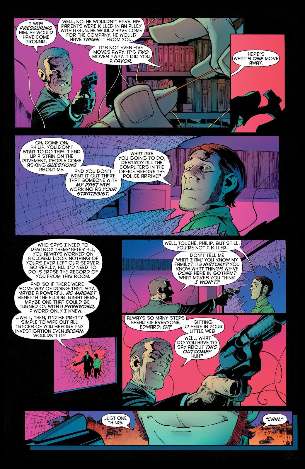 Batman (2011) Issue #23 #38 - English 13