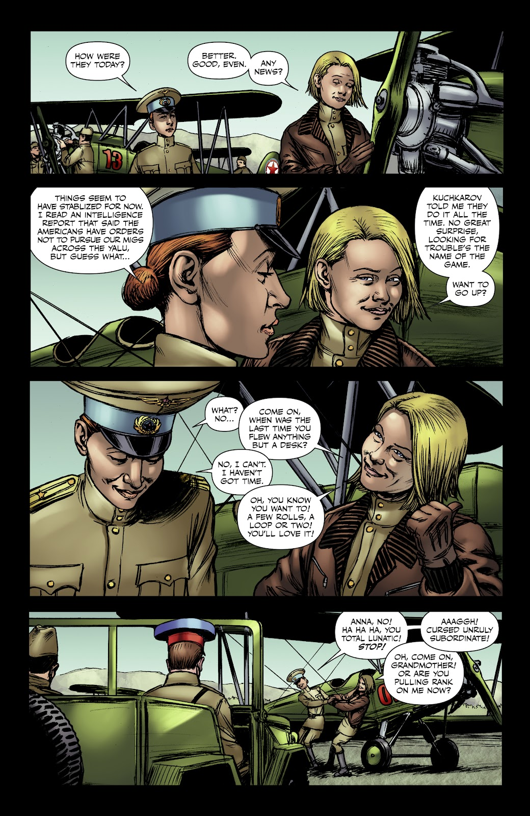 Battlefields TPB 2 #2 - English 41