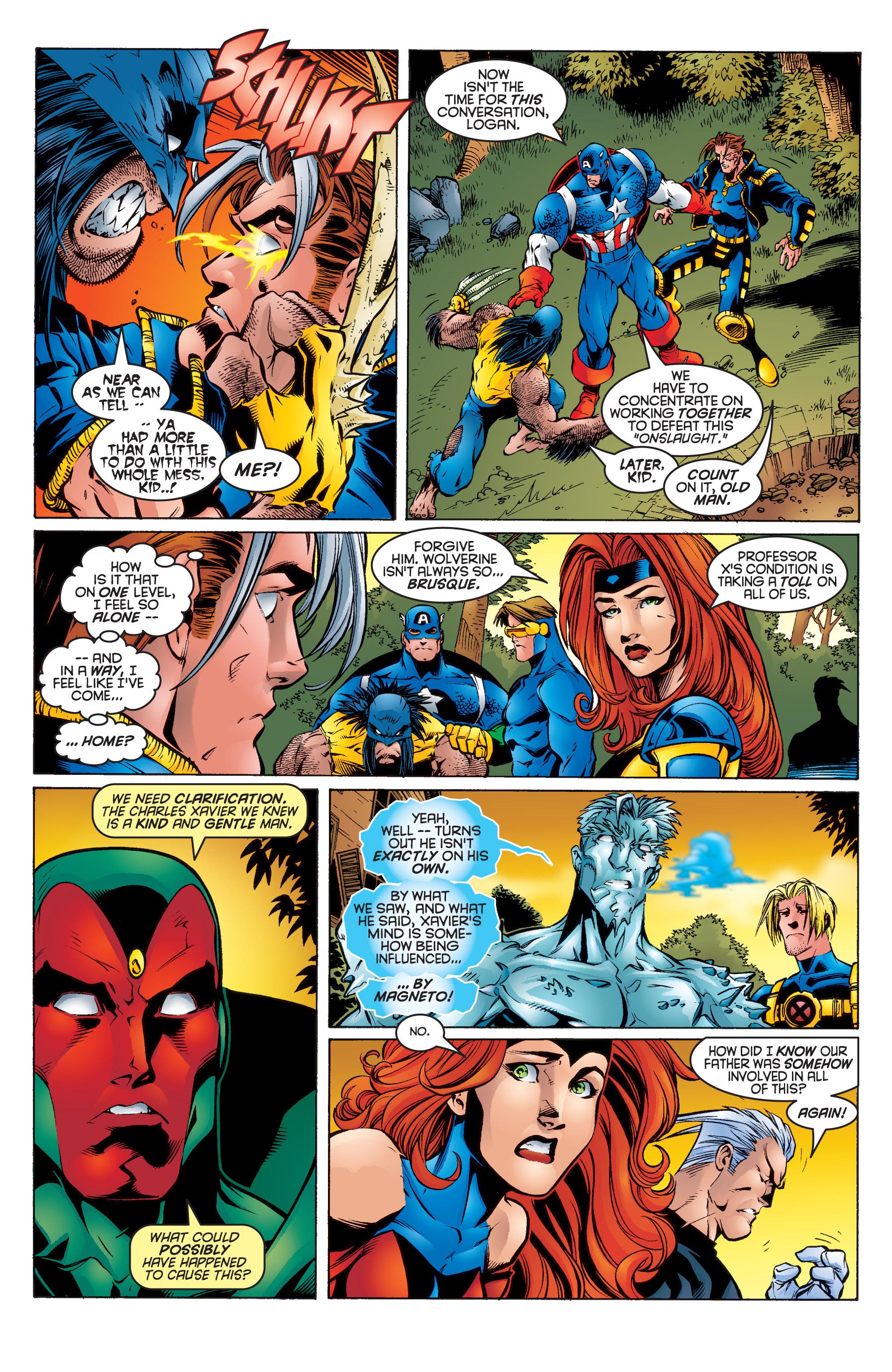 Uncanny X-Men (1963) 335 Page 12