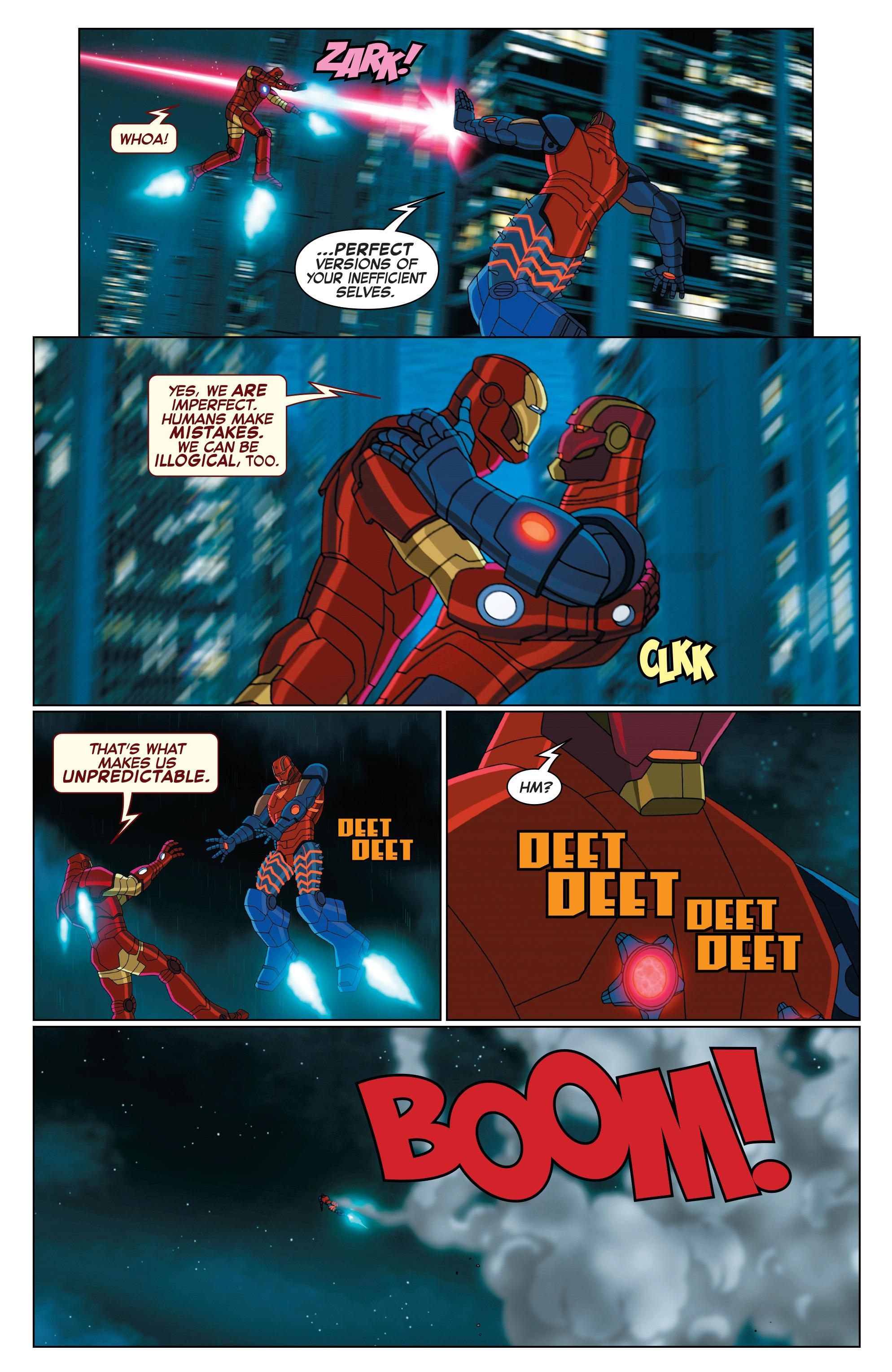 Read online Marvel Universe Avengers: Ultron Revolution comic -  Issue #2 - 13