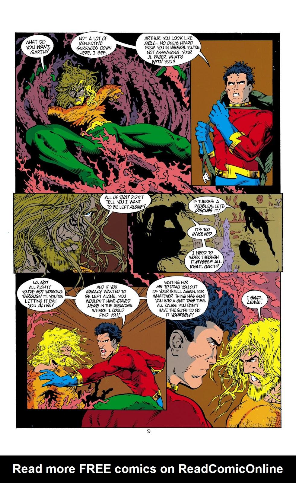 Aquaman (1994) Issue #1 #7 - English 10