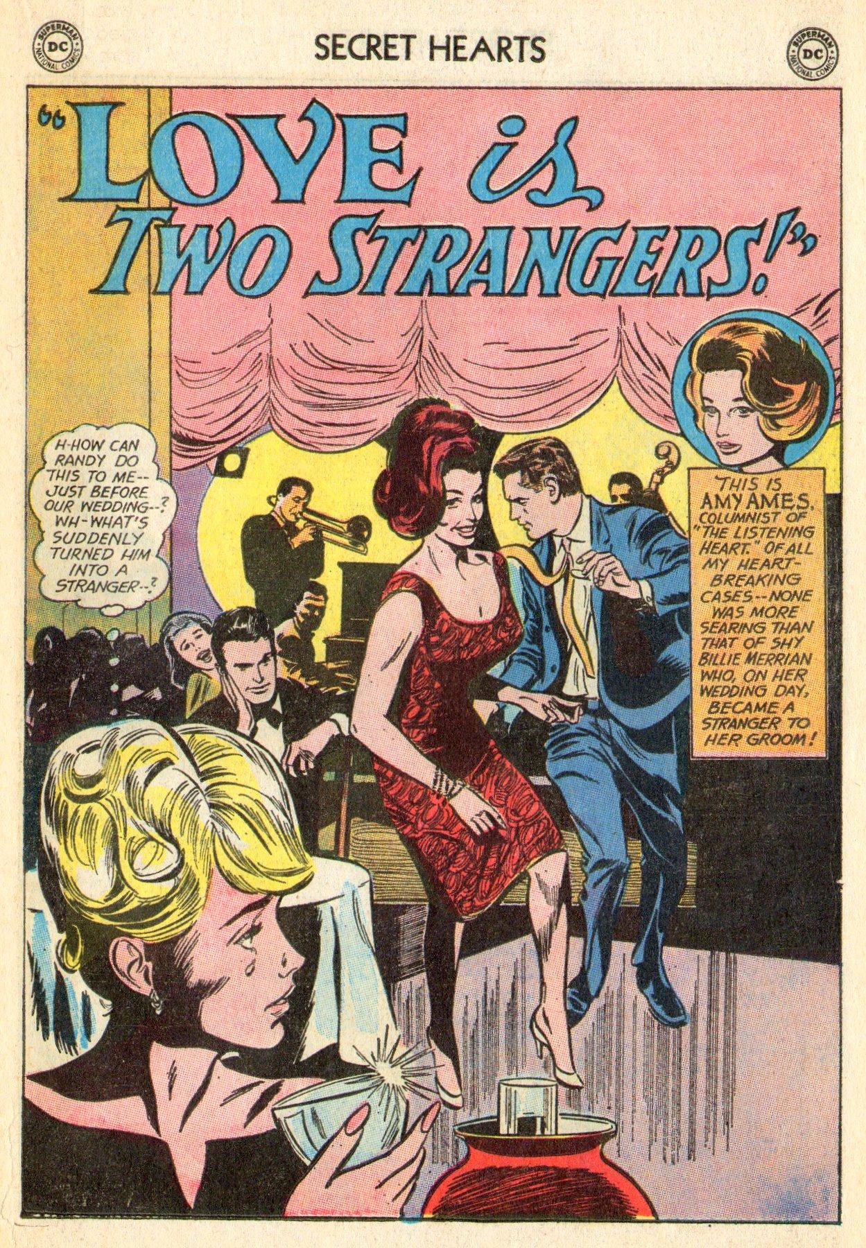 Read online Secret Hearts comic -  Issue #101 - 19