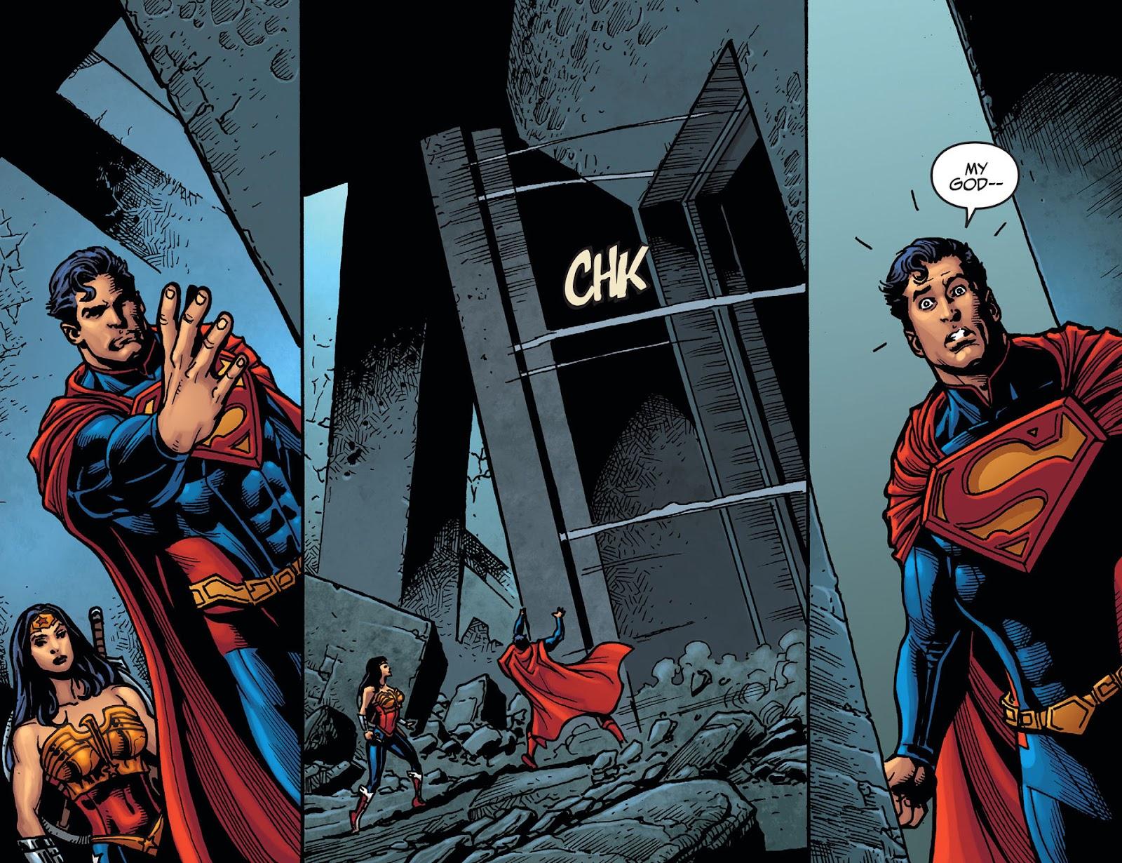 Injustice: Gods Among Us [I] Issue #20 #21 - English 16