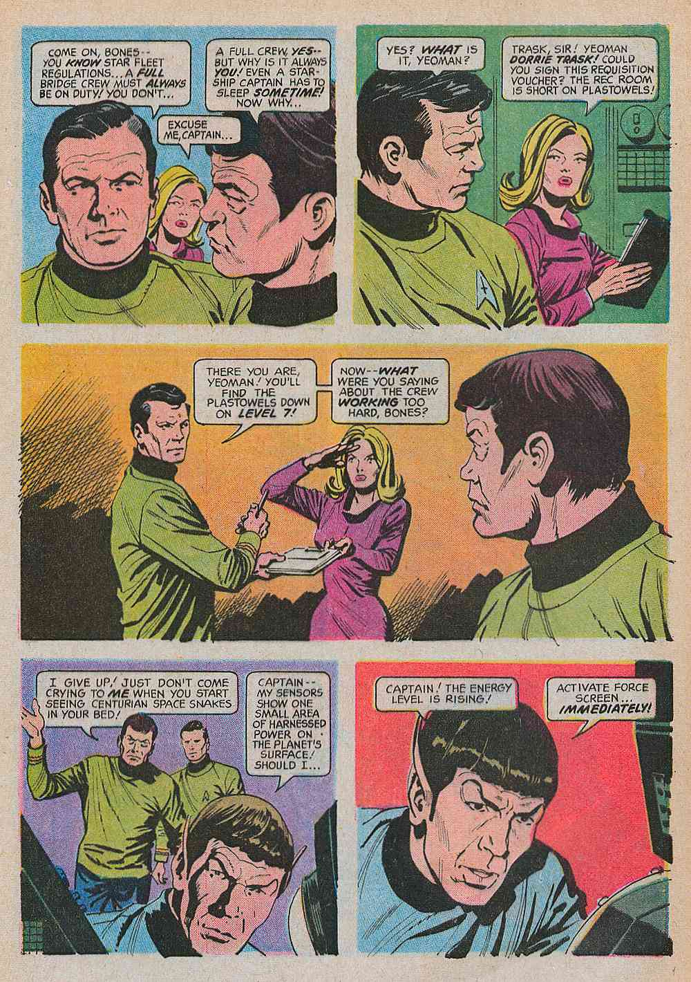 Star Trek (1967) Issue #11 #11 - English 4