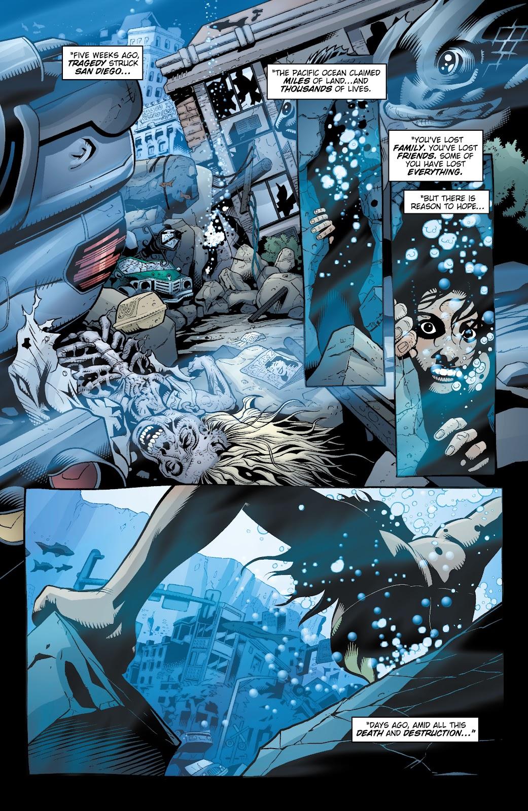 Aquaman (2003) Issue #16 #16 - English 2