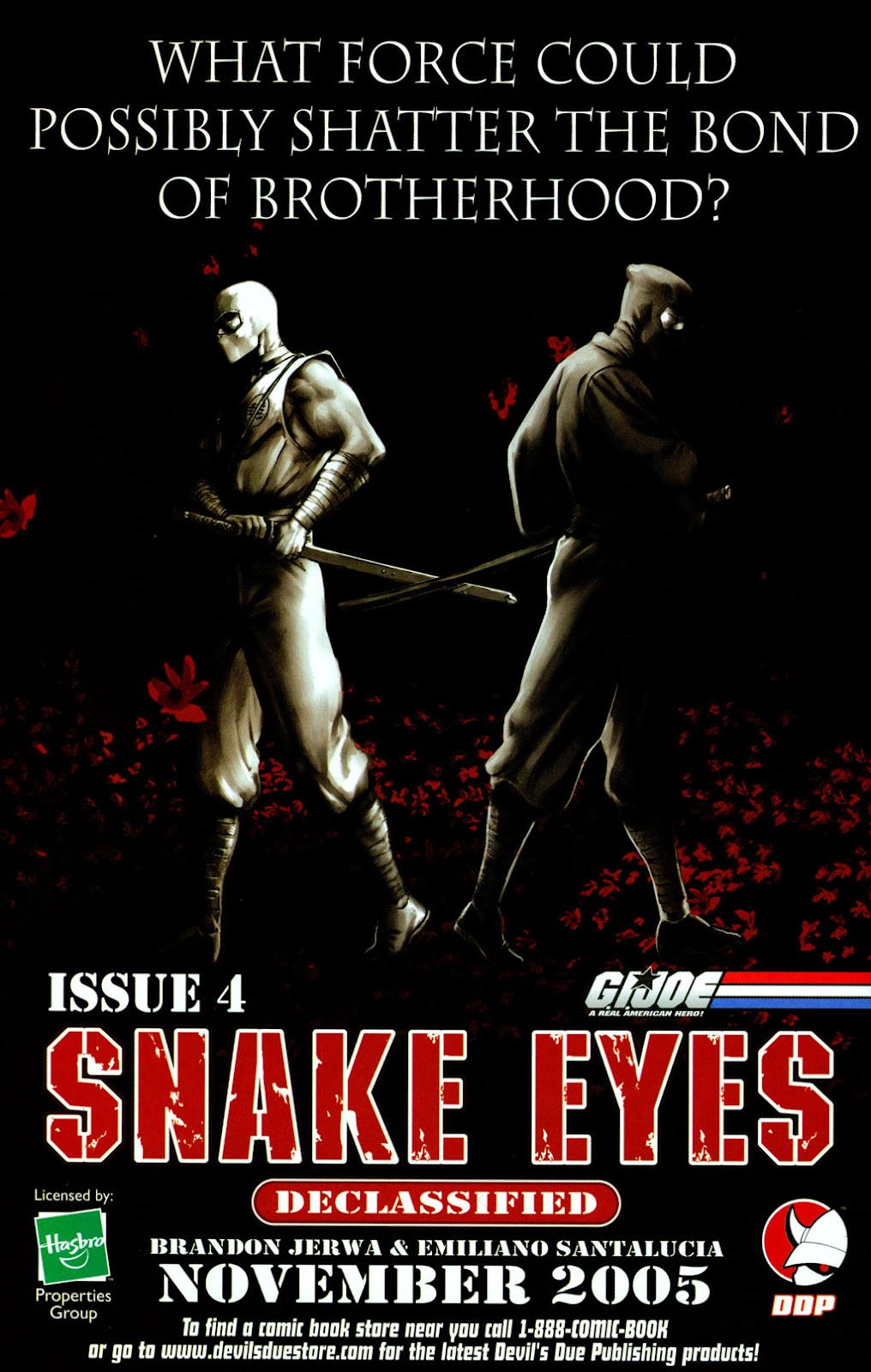 Snake Eyes: Declassified Issue #3 #3 - English 25