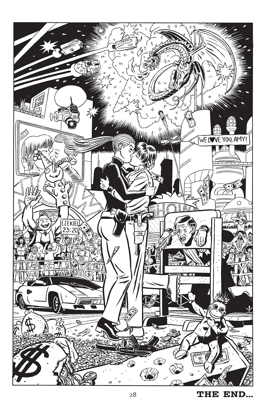 Stray Bullets Issue #30 #30 - English 30