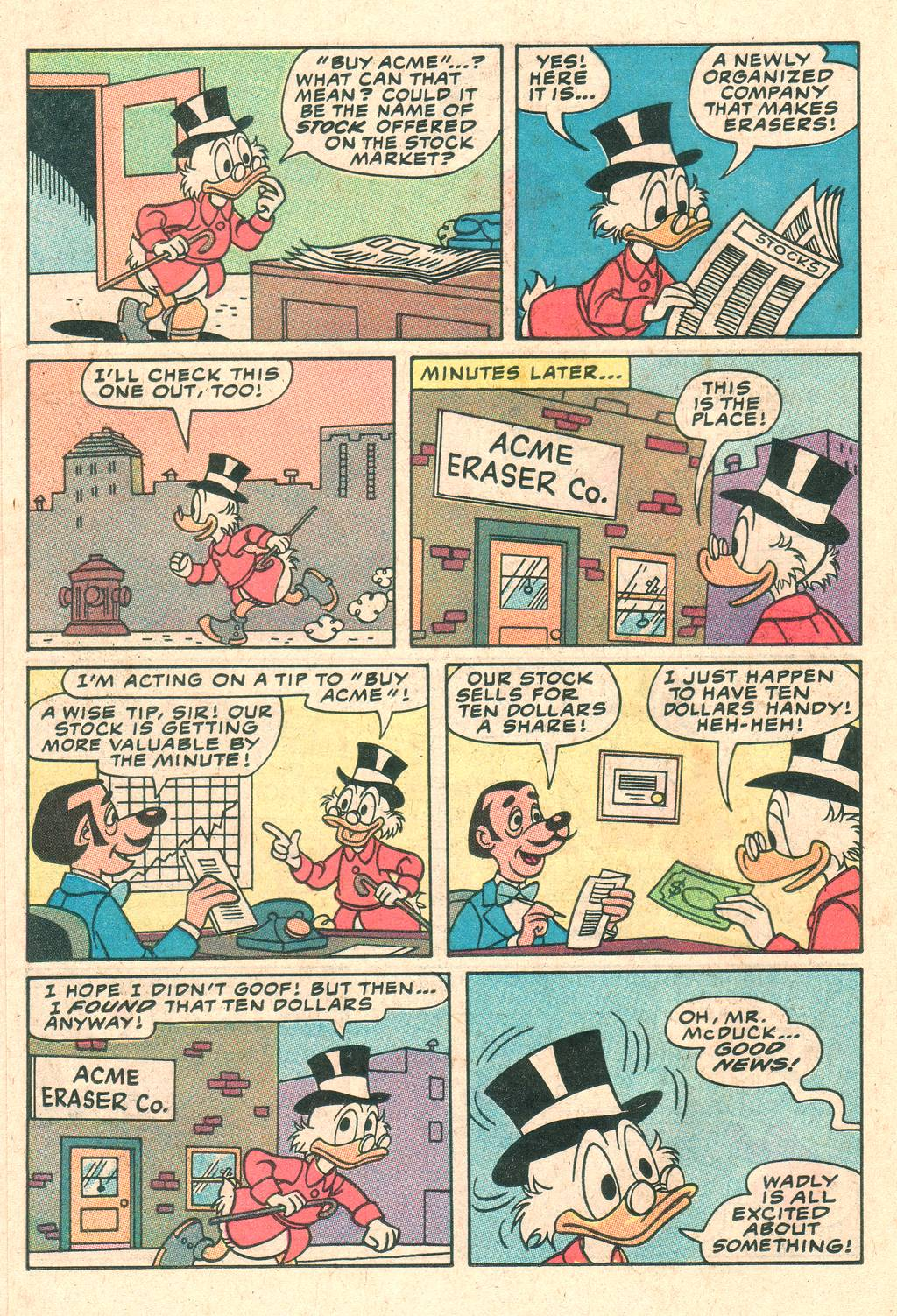 Uncle Scrooge (1953) Issue #205 #205 - English 18
