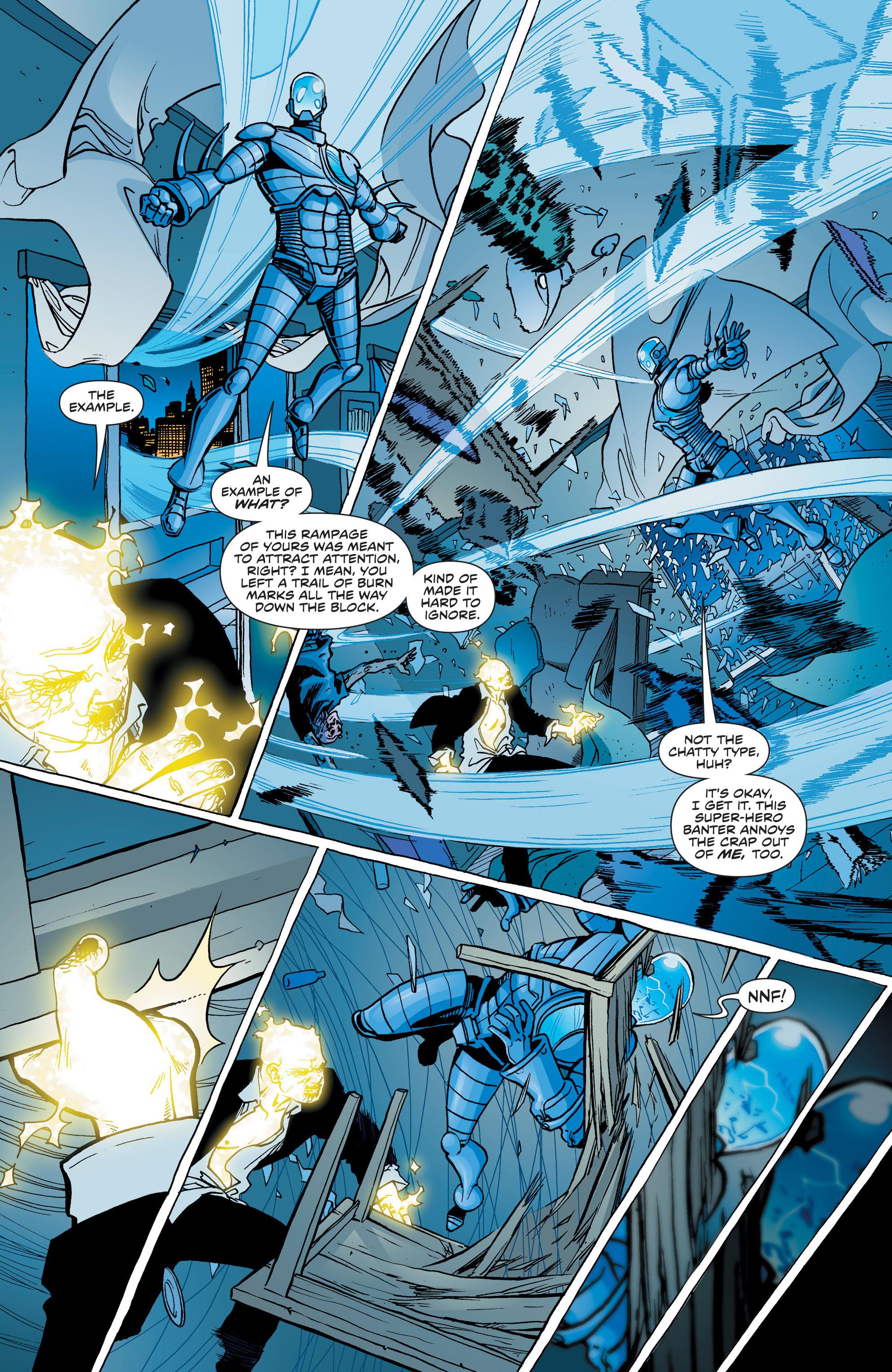 Read online Secret Identities comic -  Issue #3 - 5