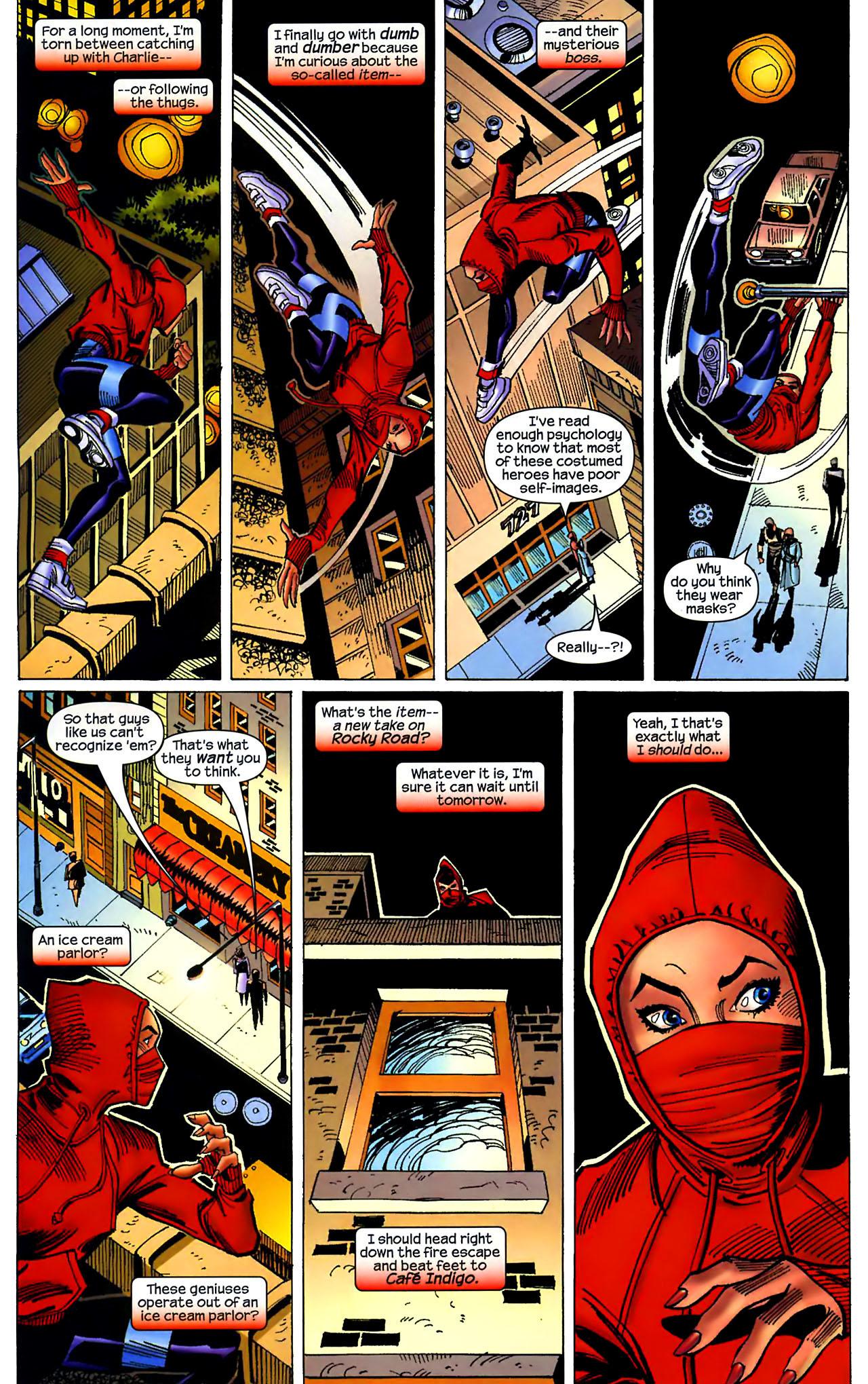 Amazing Spider-Girl #1 #30 - English 17