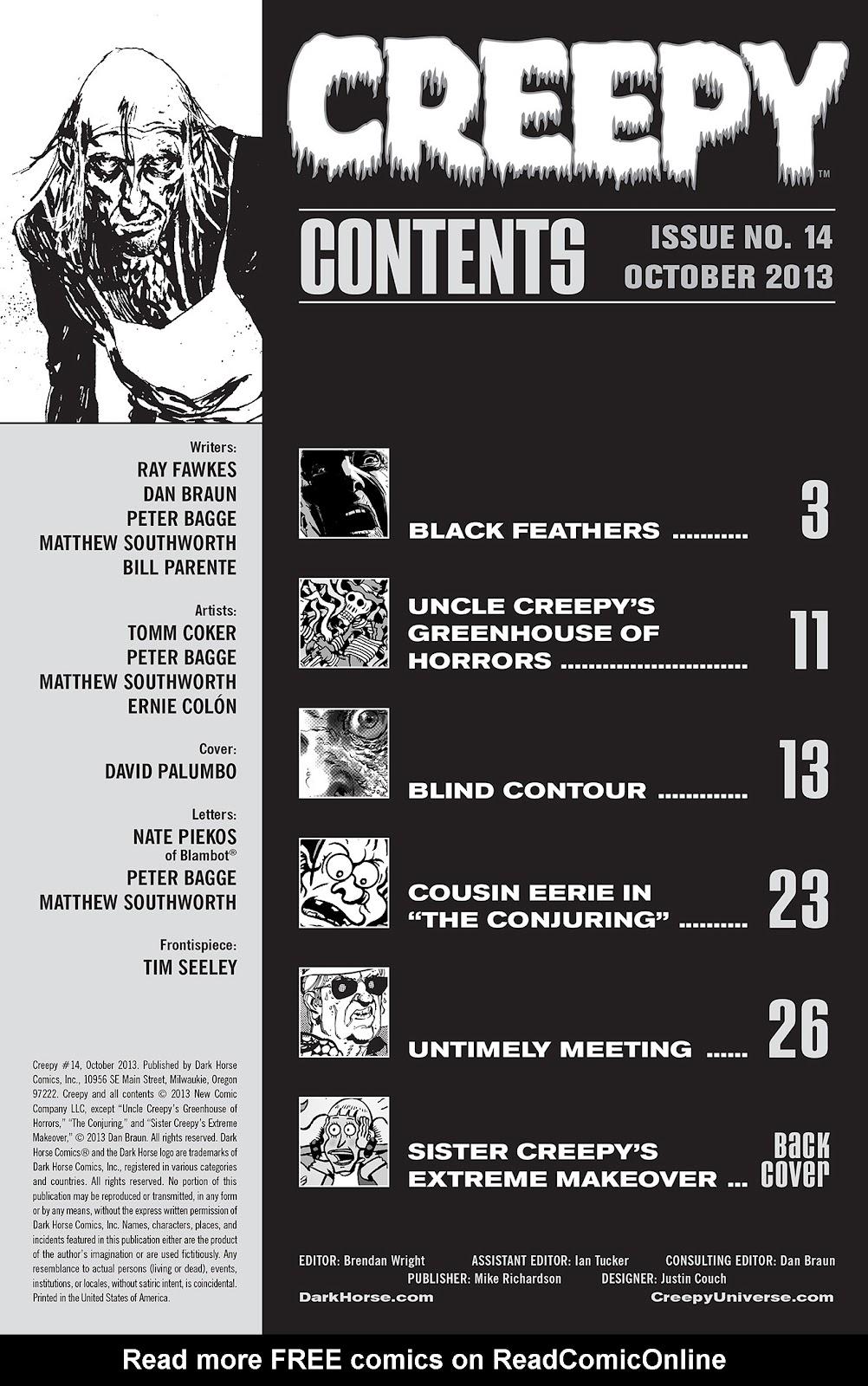 Creepy (2009) Issue #14 #14 - English 3