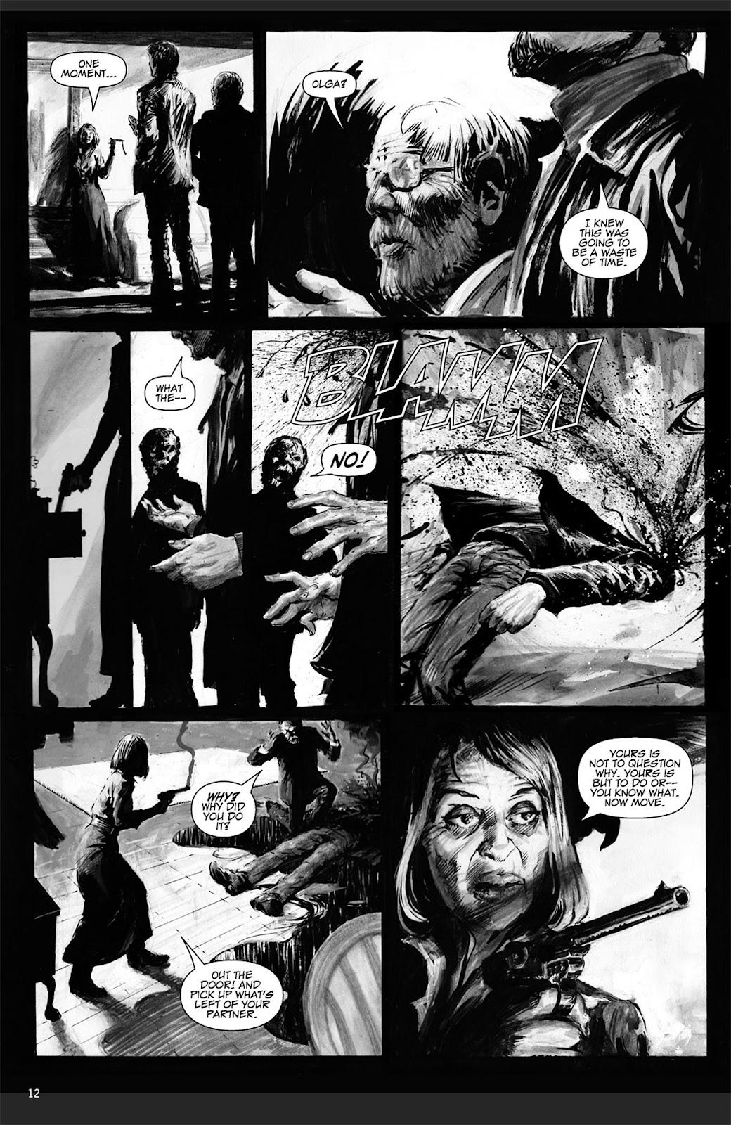 Creepy (2009) Issue #4 #4 - English 14