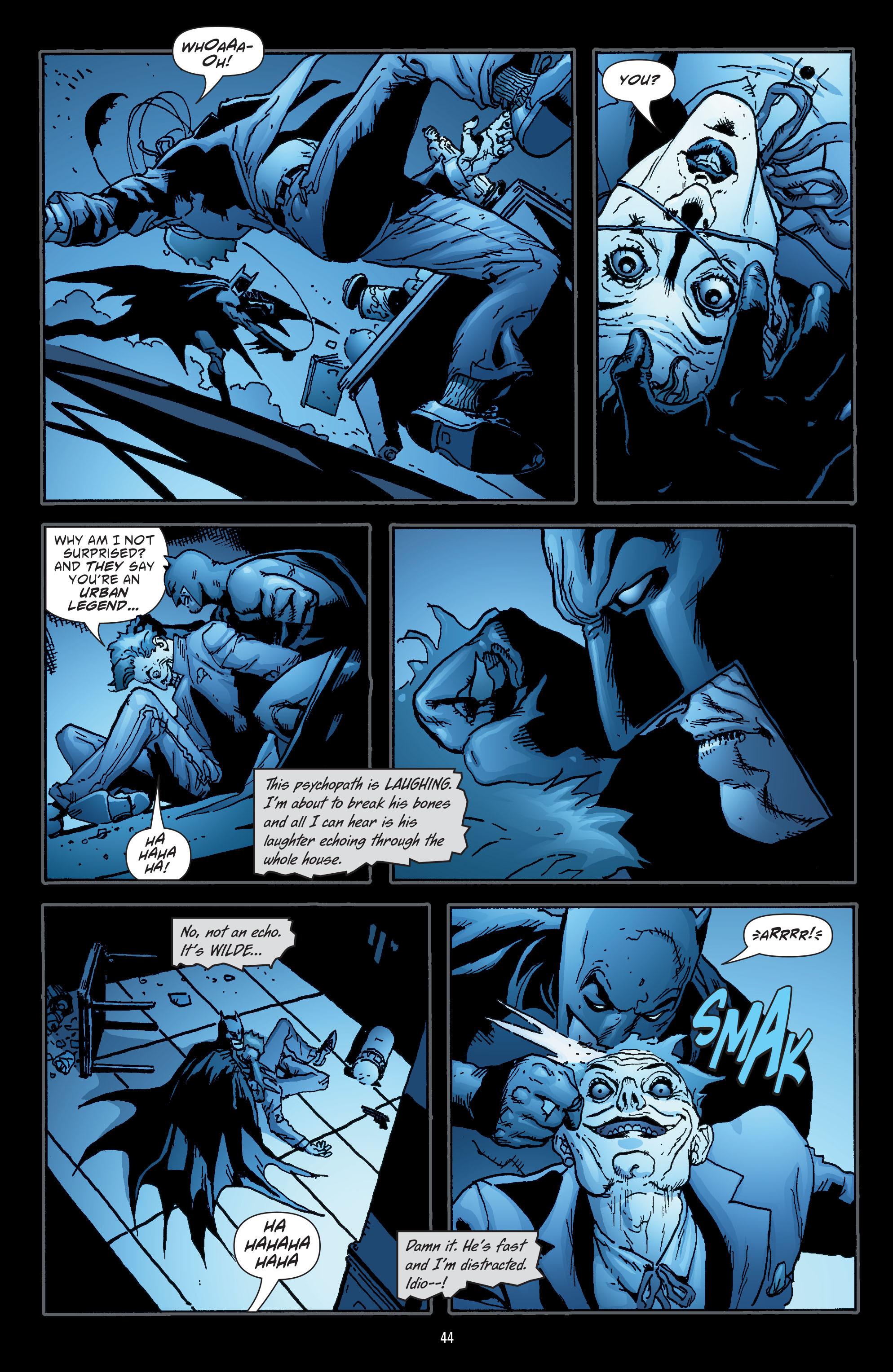 Batman: The Man Who Laughs chap 1 pic 45