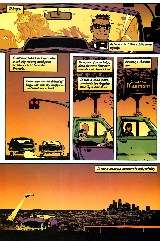 Human Target (1999) 1 Page 18