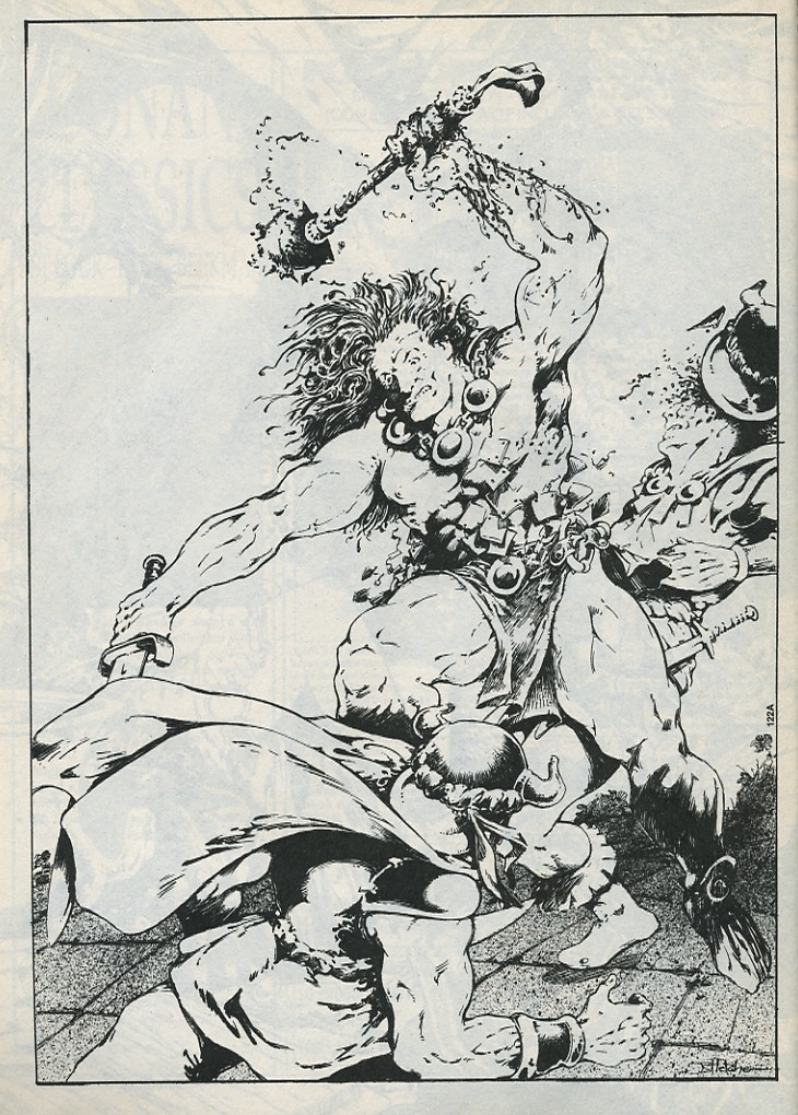 The Savage Sword Of Conan Issue #176 #177 - English 66