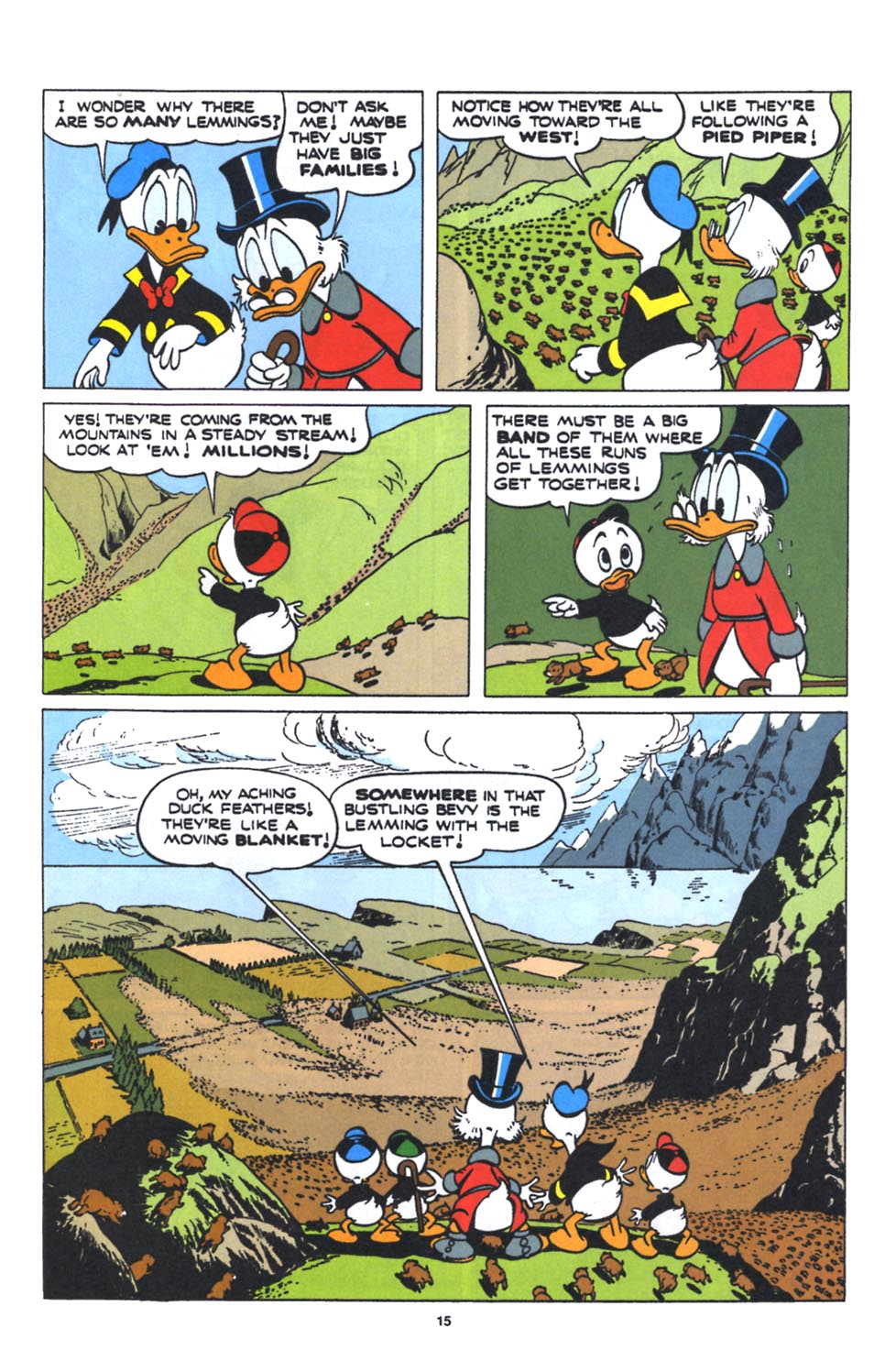 Uncle Scrooge (1953) Issue #250 #250 - English 17