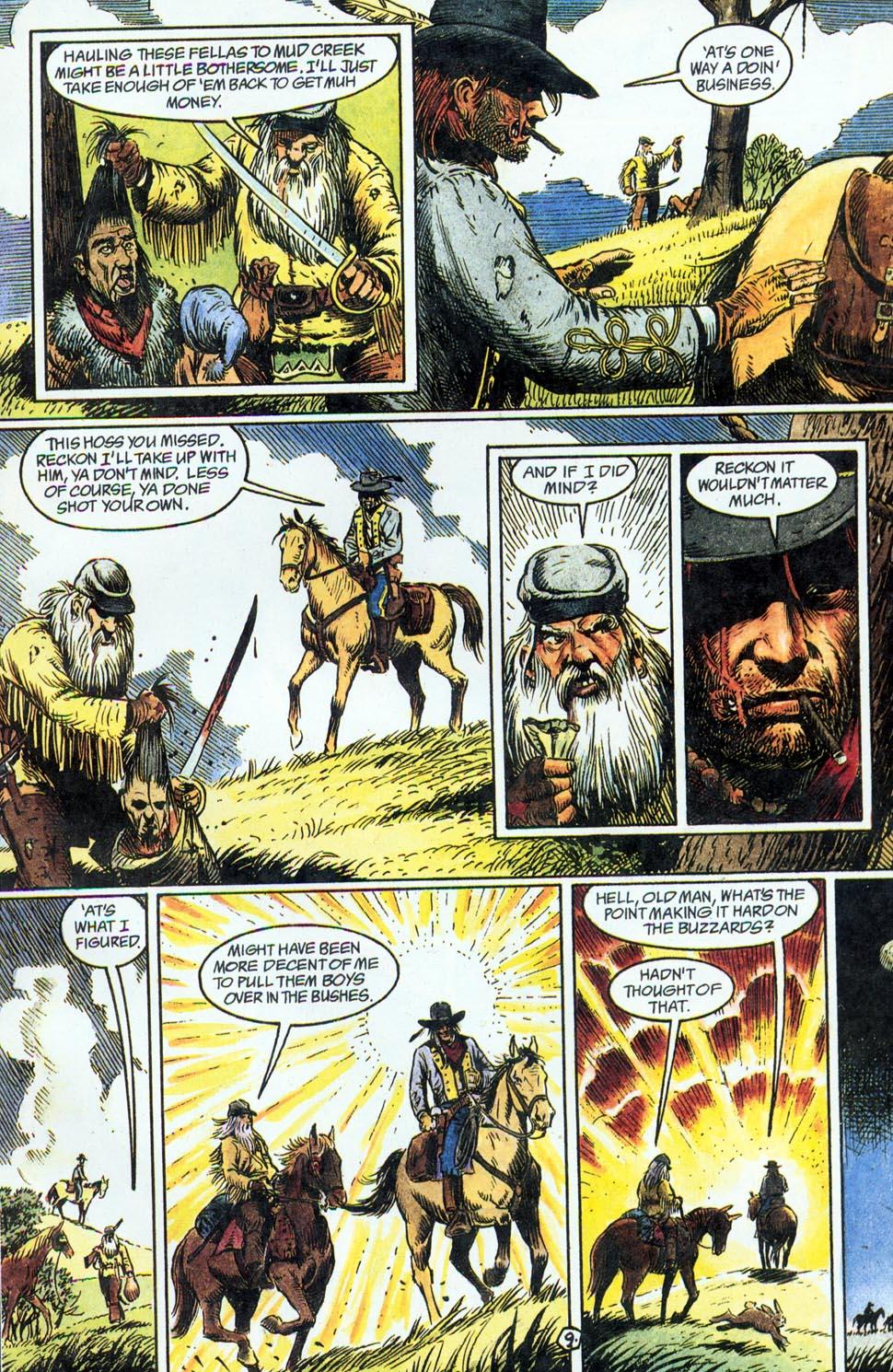 Jonah Hex: Two-Gun Mojo Issue #1 #1 - English 11