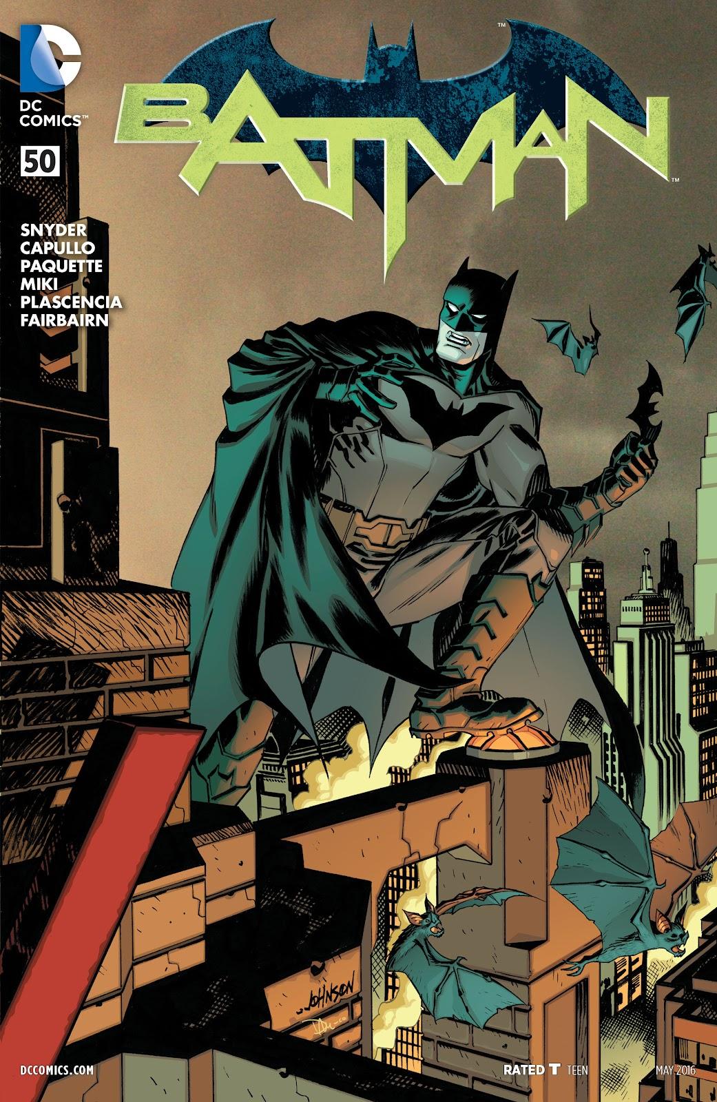 Batman (2011) Issue #50 #69 - English 6