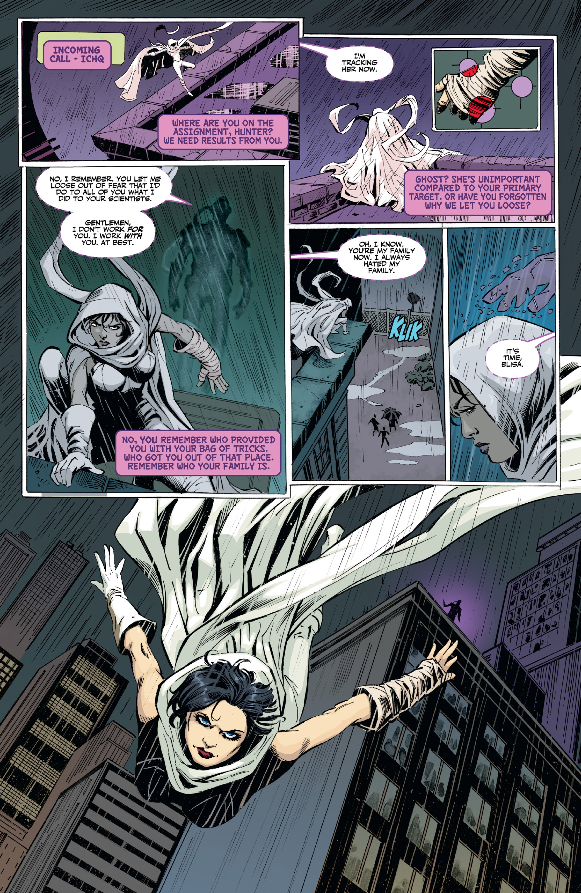Read online Ghost (2013) comic -  Issue # TPB 2 - 51