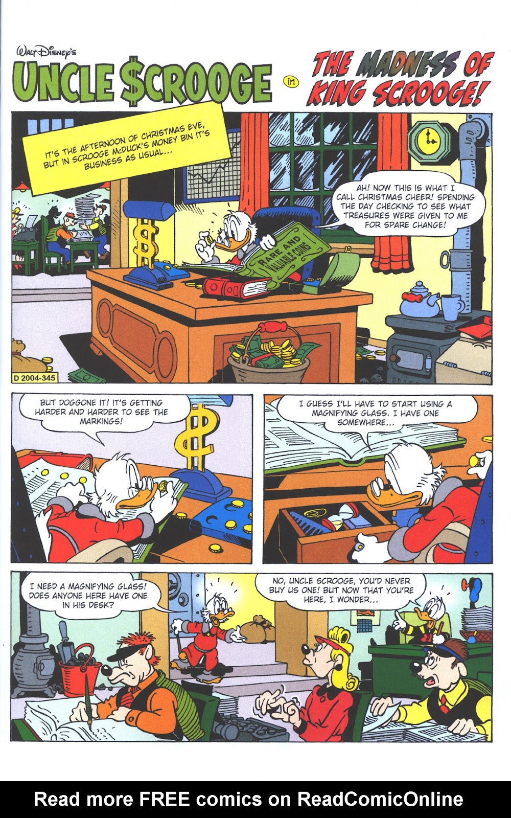 Uncle Scrooge (1953) Issue #382 #382 - English 53