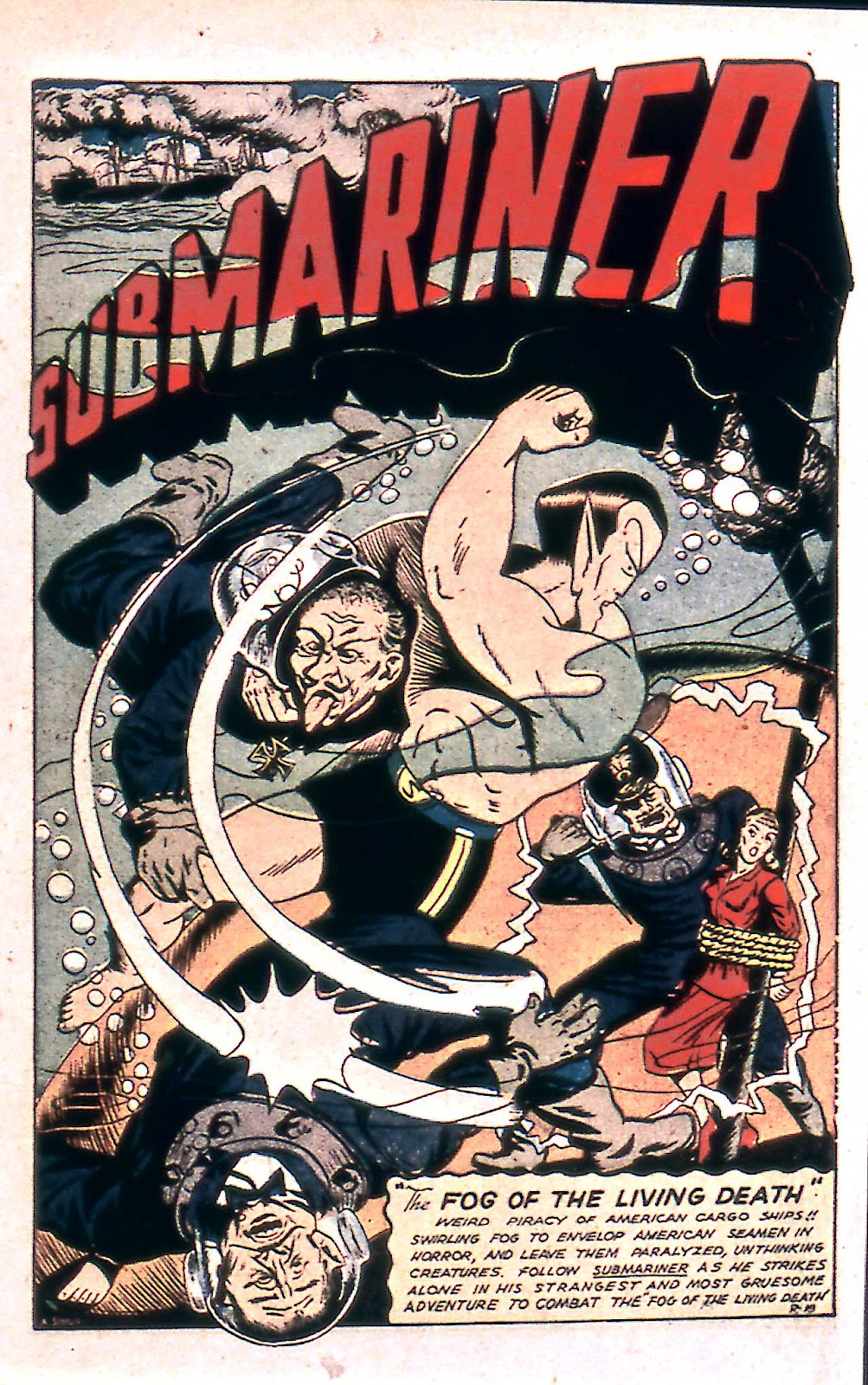 Sub-Mariner Comics Issue #14 #14 - English 3