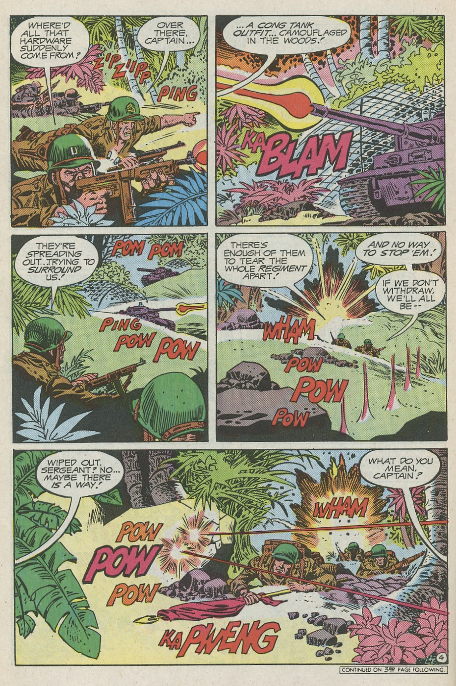 G.I. Combat (1952) Issue #288 #288 - English 27