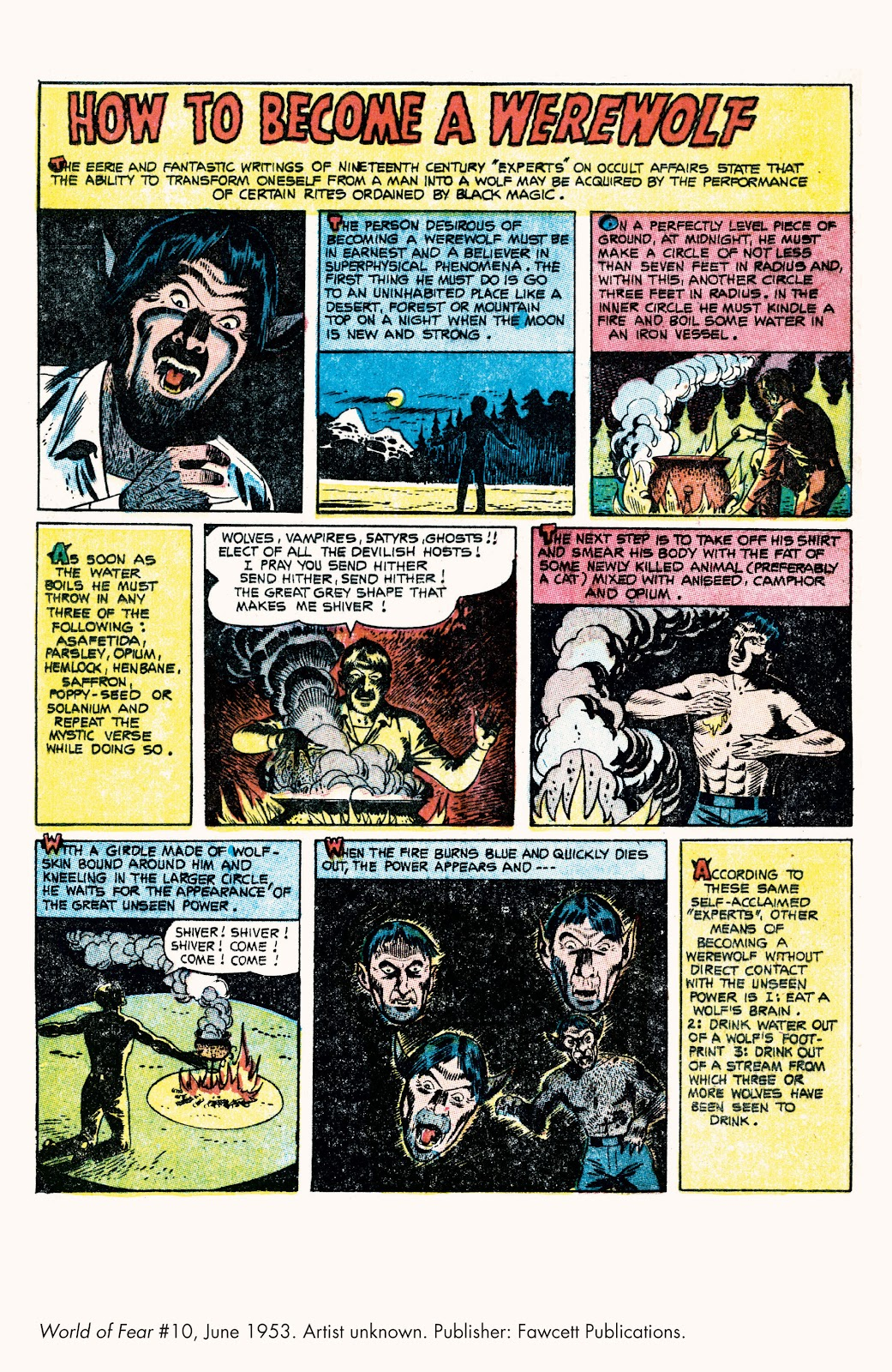Haunted Horror Issue #6 #6 - English 34