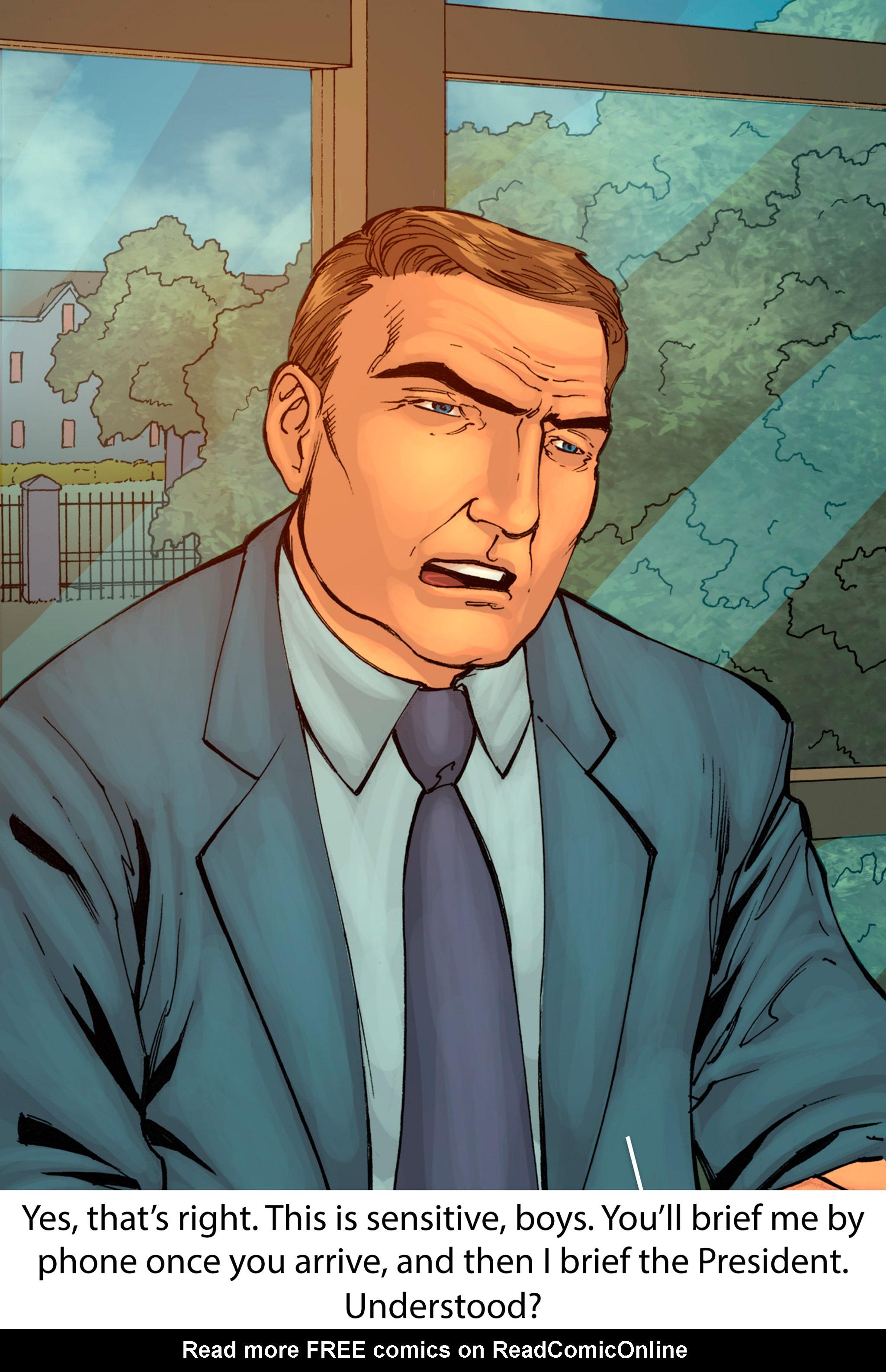 Read online Z-Men comic -  Issue #1 - 85