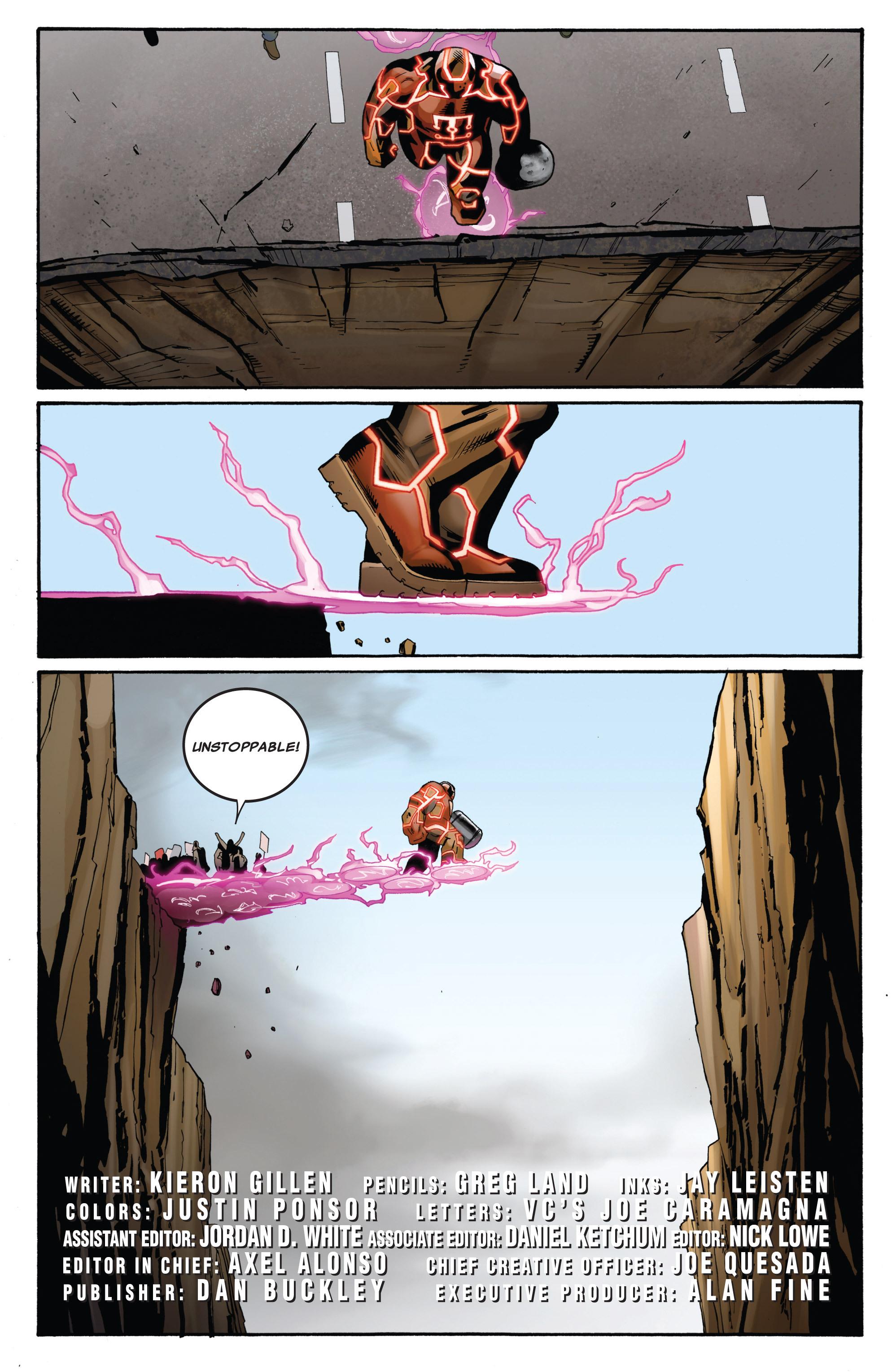 Uncanny X-Men (1963) 542 Page 3
