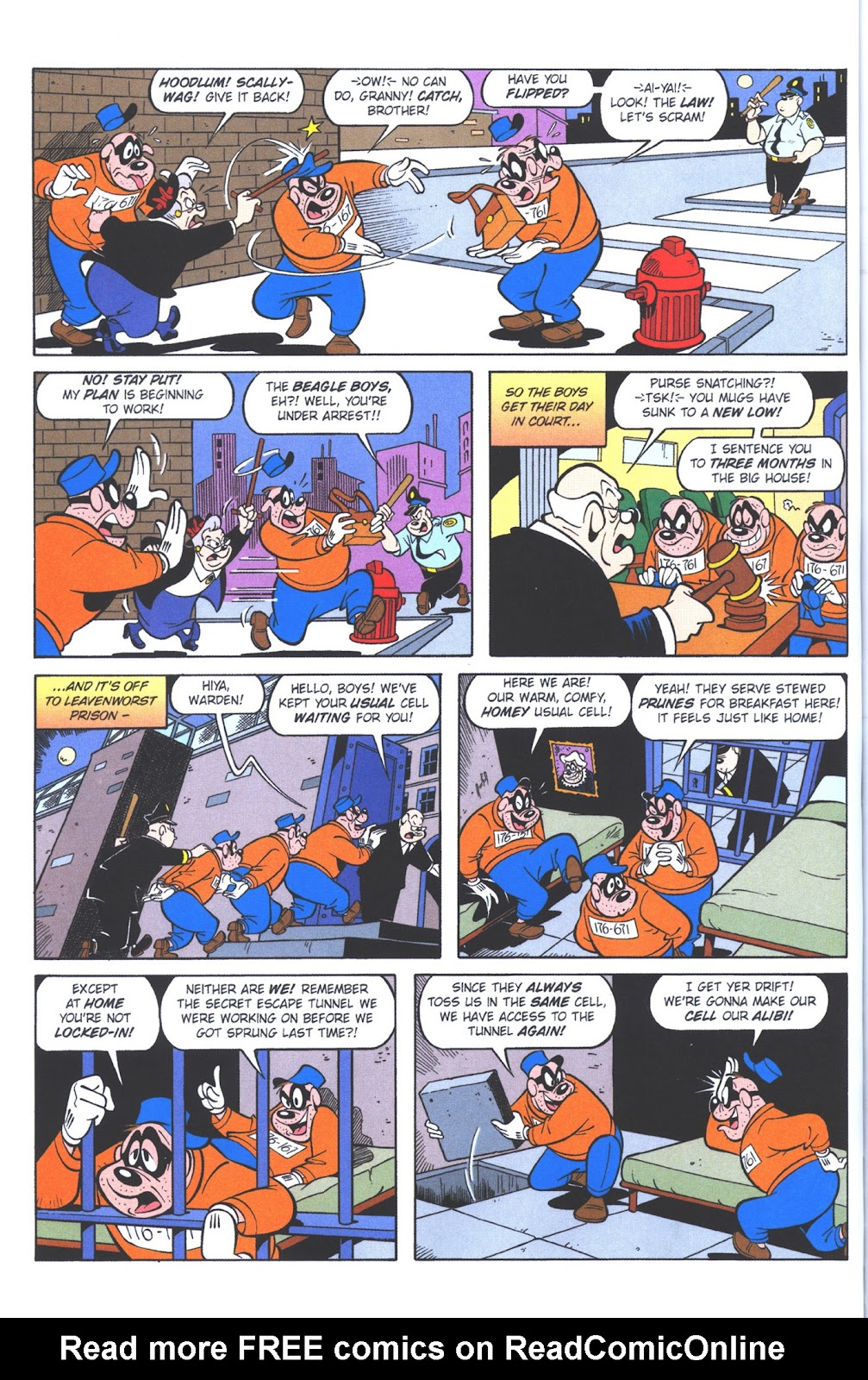Uncle Scrooge (1953) Issue #380 #380 - English 34