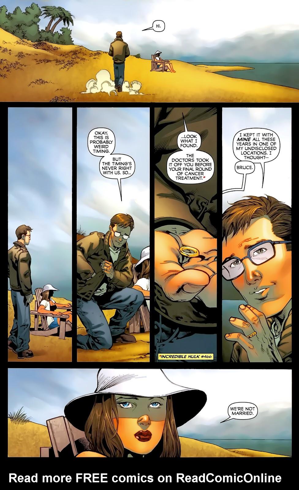 Incredible Hulks (2010) Issue #612 #2 - English 6