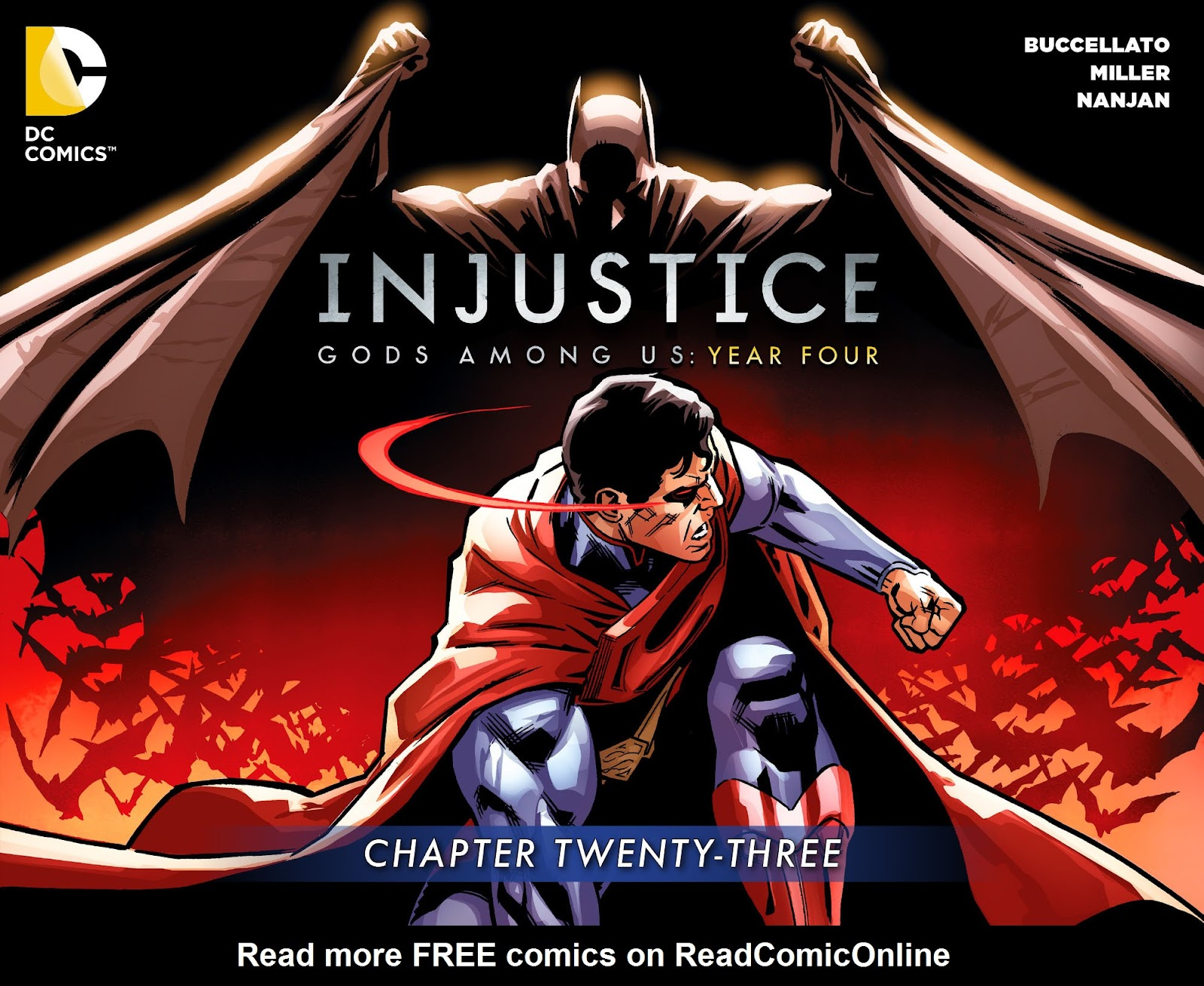 Injustice: Gods Among Us Year Four Issue #23 #24 - English 1