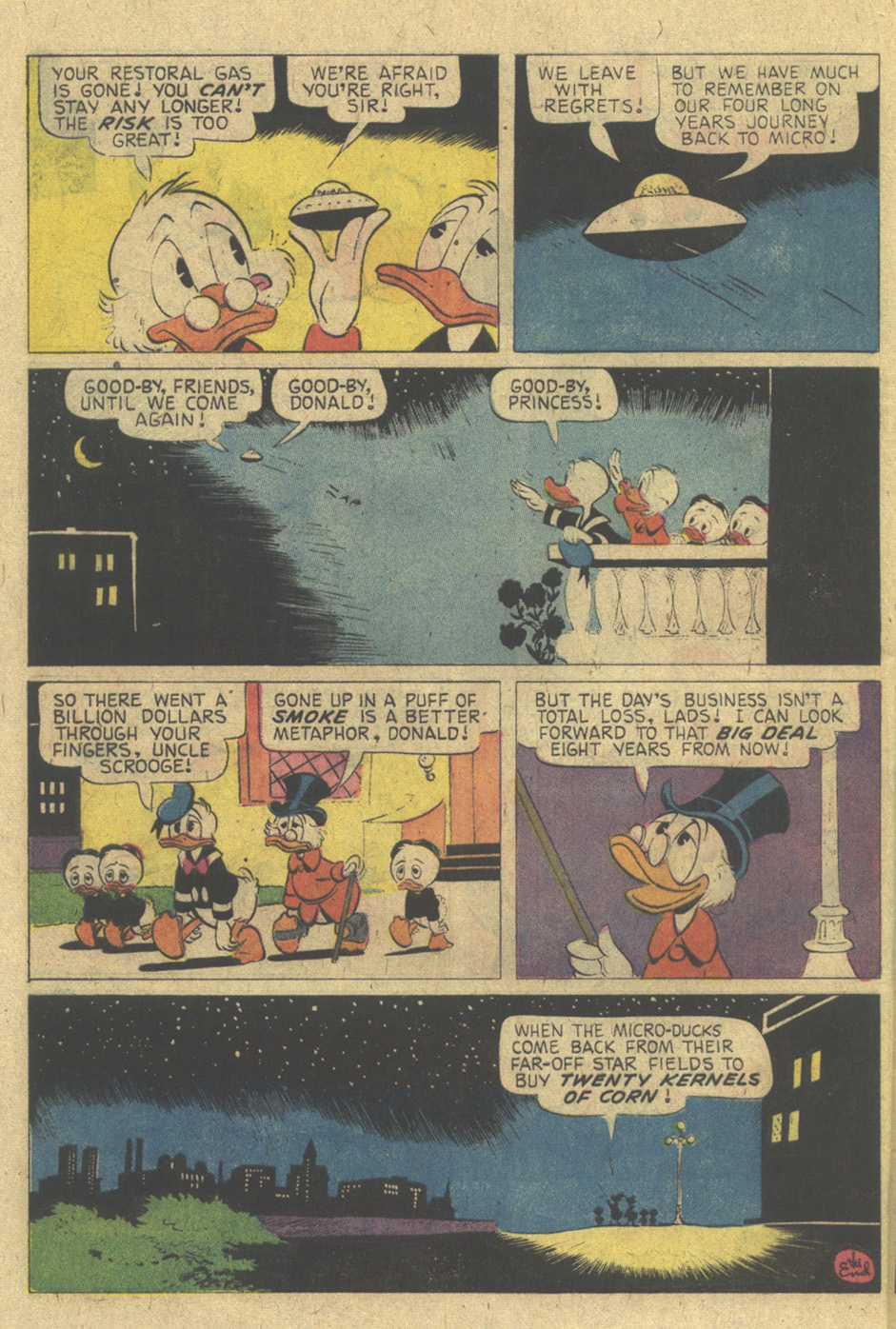 Uncle Scrooge (1953) Issue #130 #130 - English 32