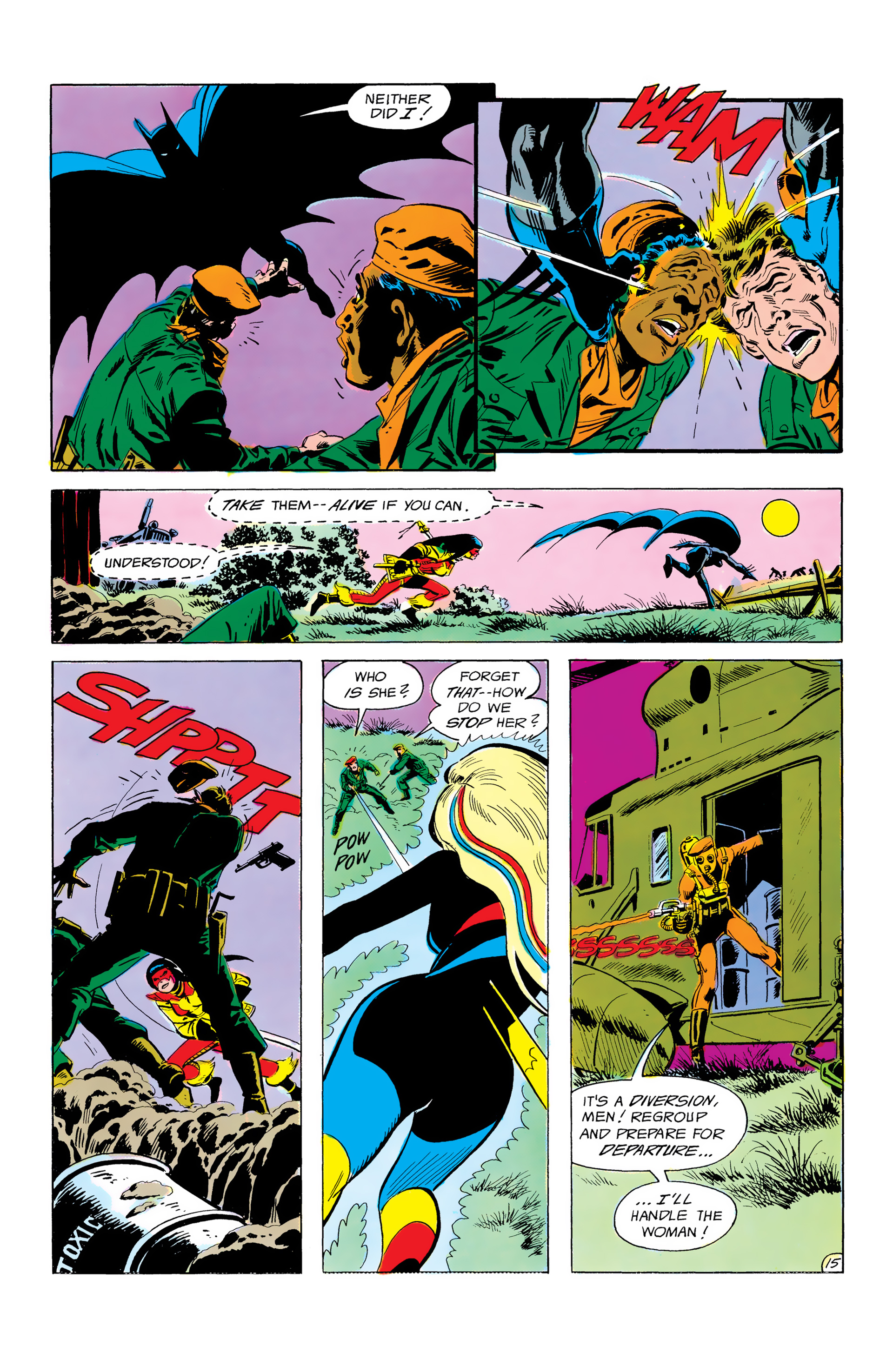 Batman and the Outsiders (1983) 3 Page 15