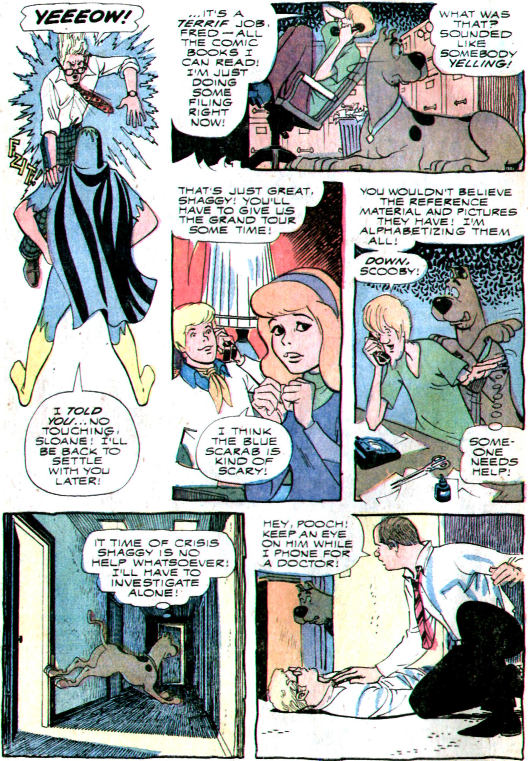 Read online Scooby-Doo... Mystery Comics comic -  Issue #24 - 8