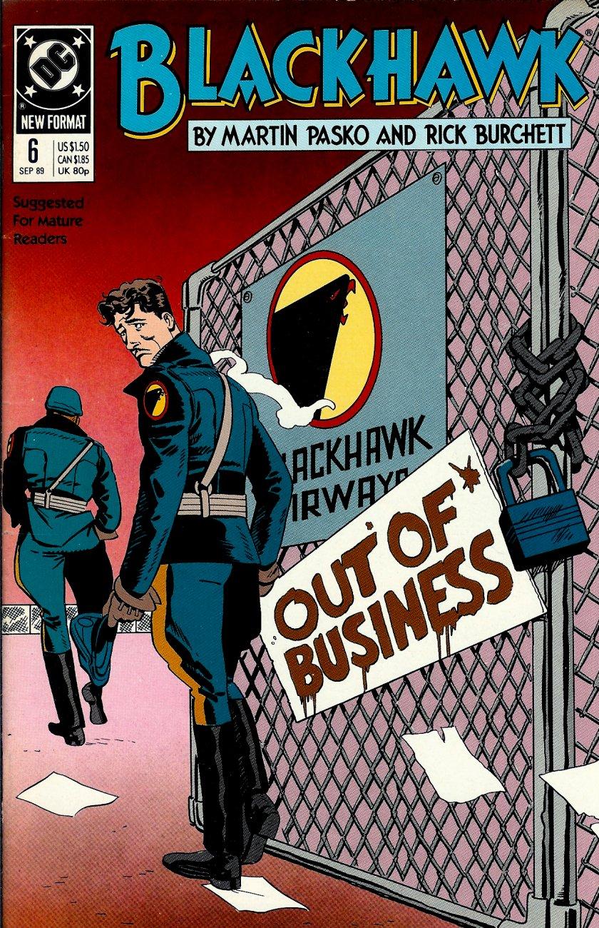 Blackhawk (1989) 6 Page 1