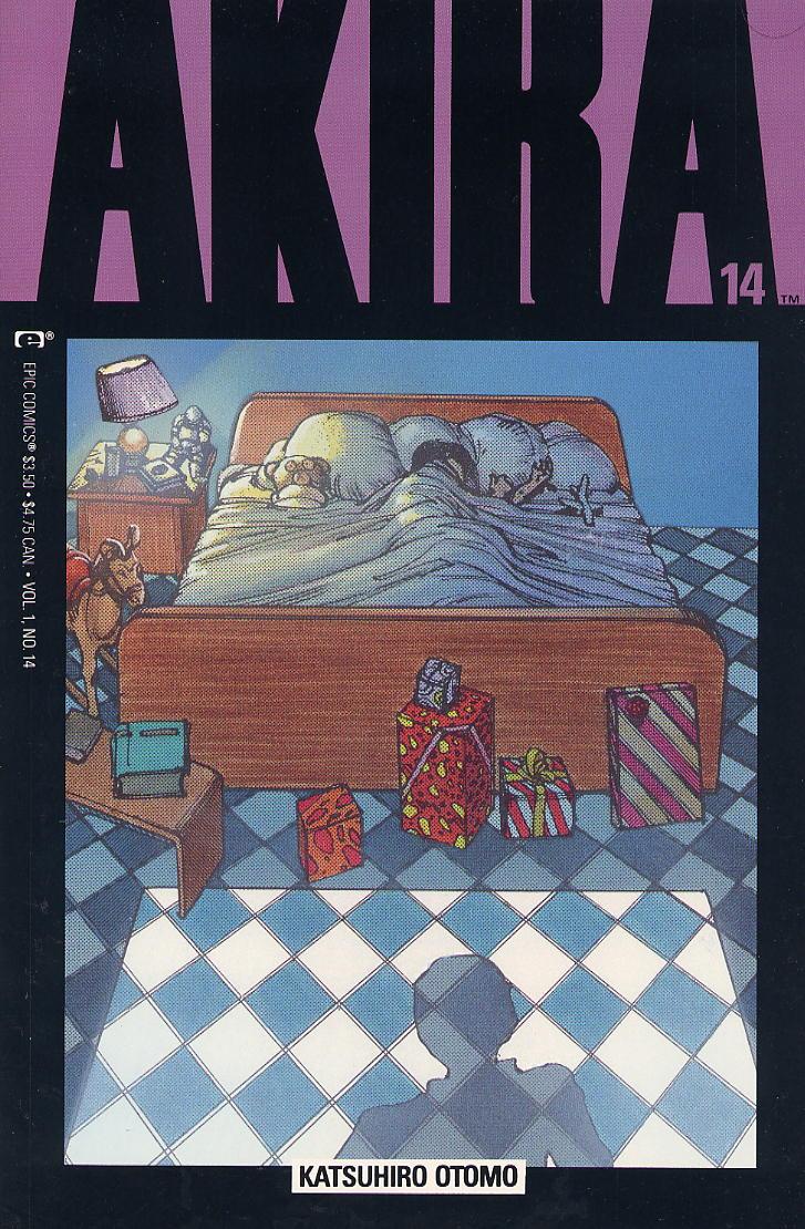 Akira 14 Page 1