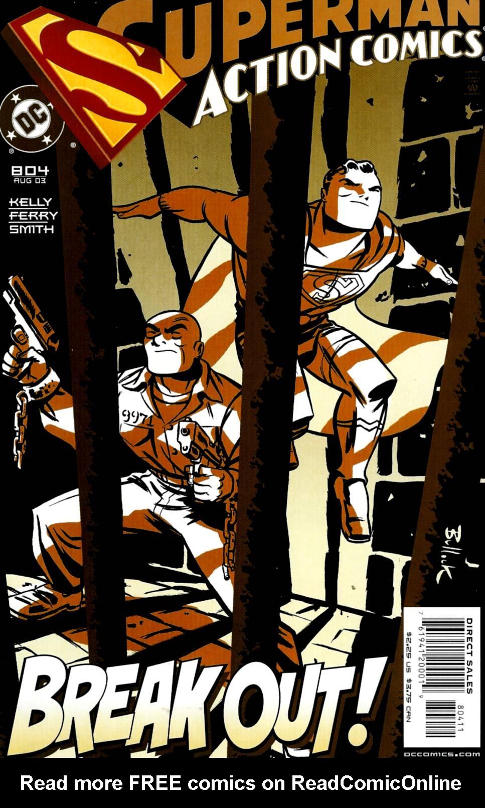 Action Comics (1938) 804 Page 1