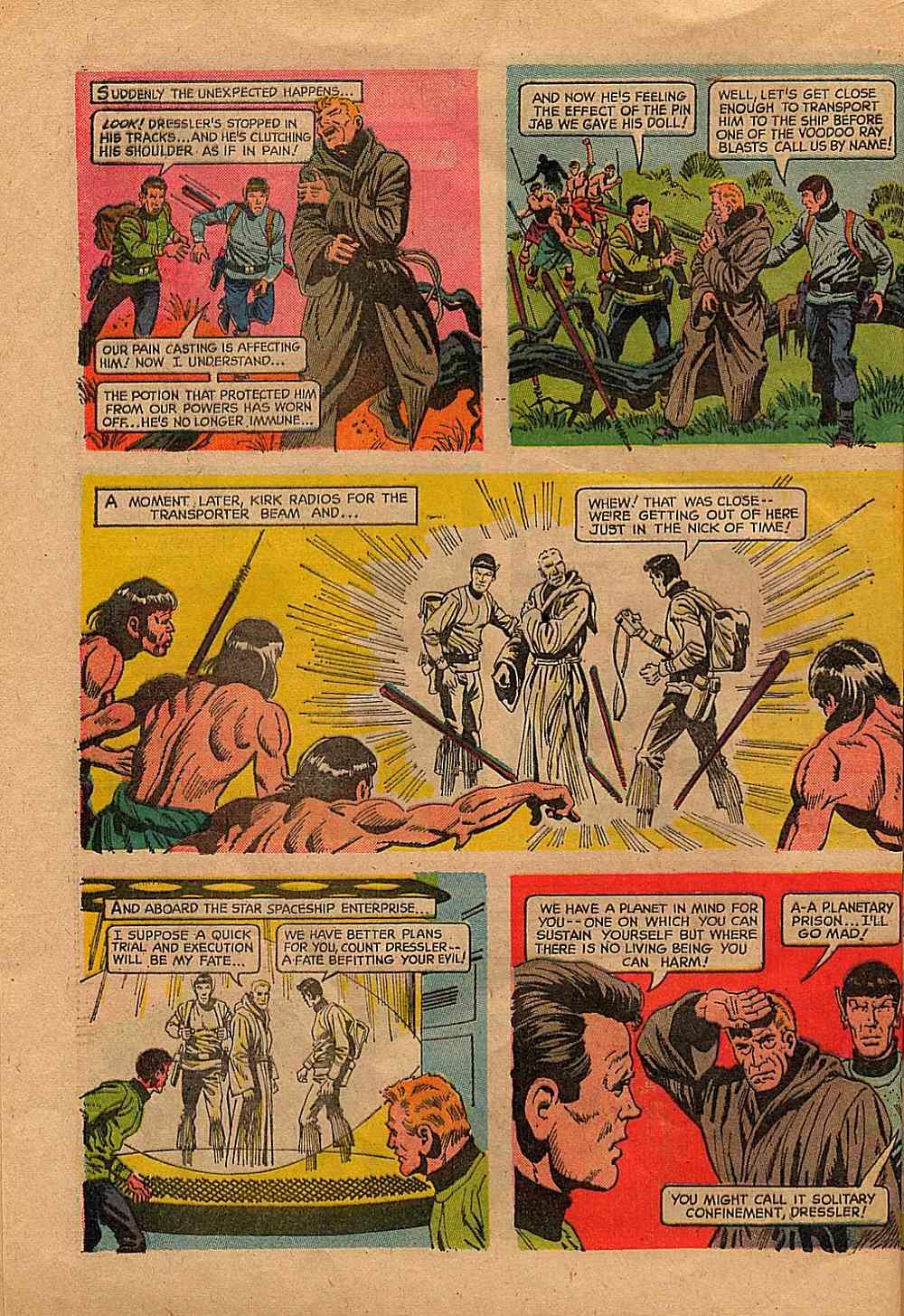 Star Trek (1967) Issue #7 #7 - English 27