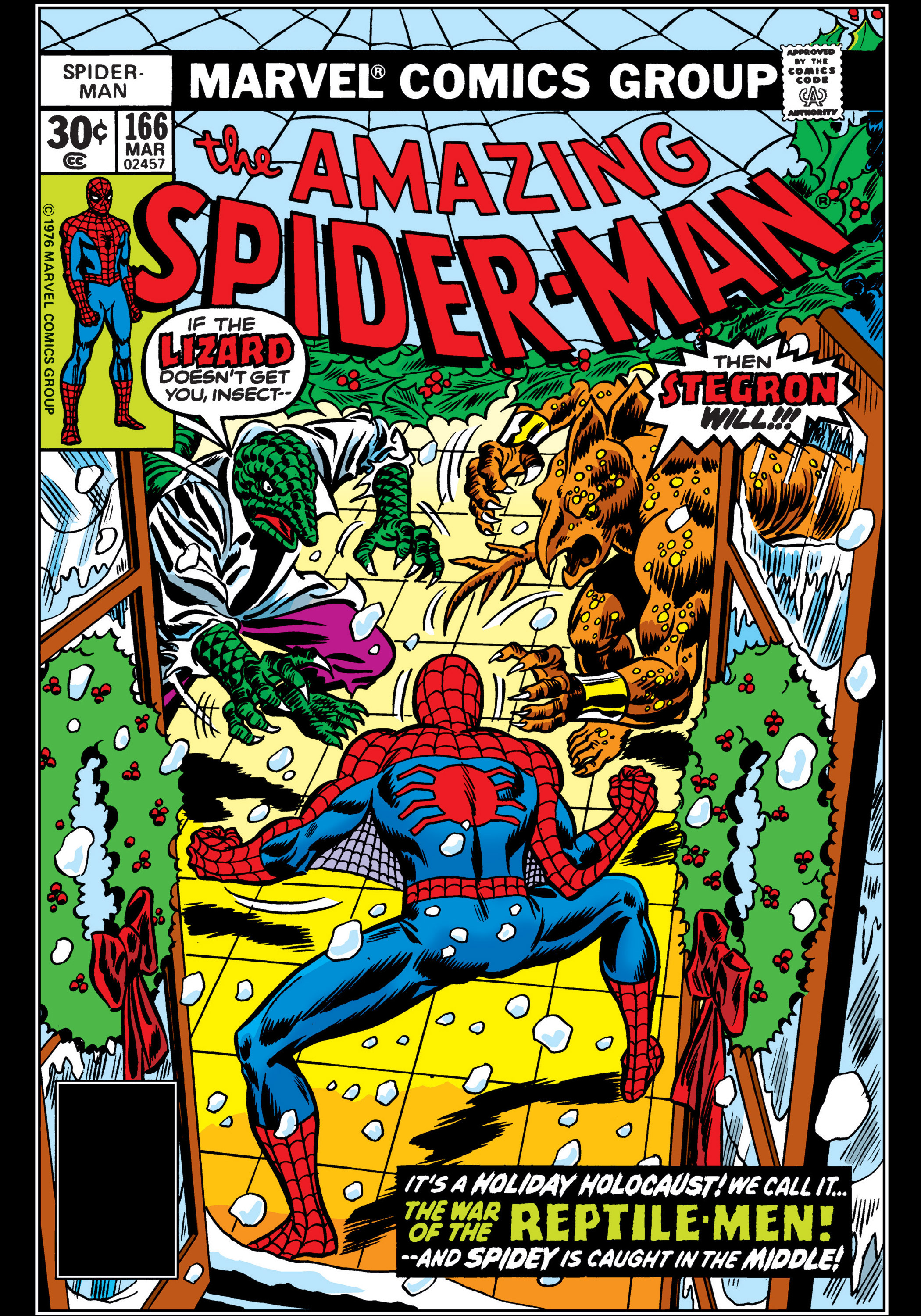 The Amazing Spider-Man (1963) 166 Page 1