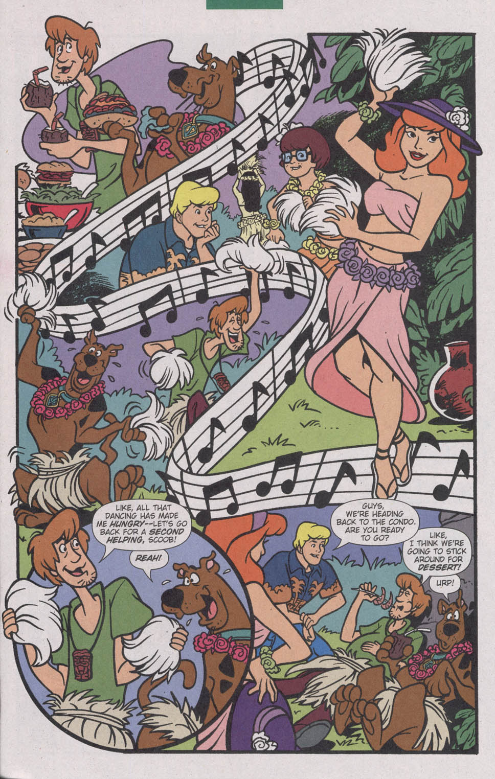 Read online Scooby-Doo (1997) comic -  Issue #77 - 32