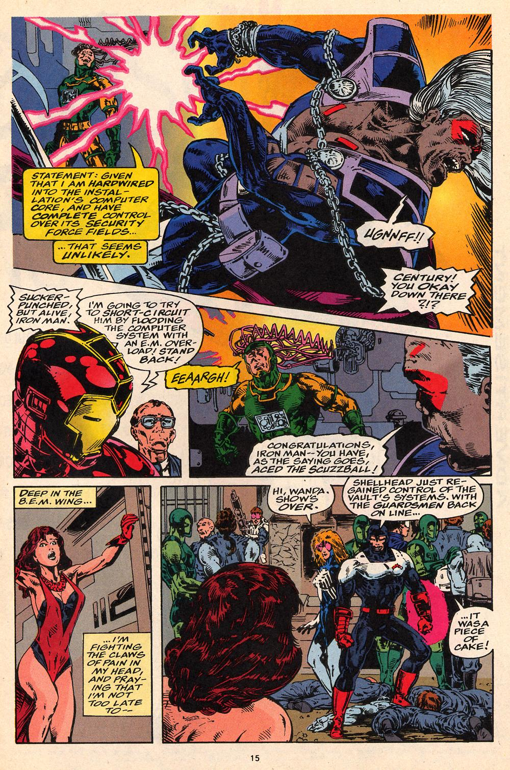 Force Works Issue #13 #13 - English 13