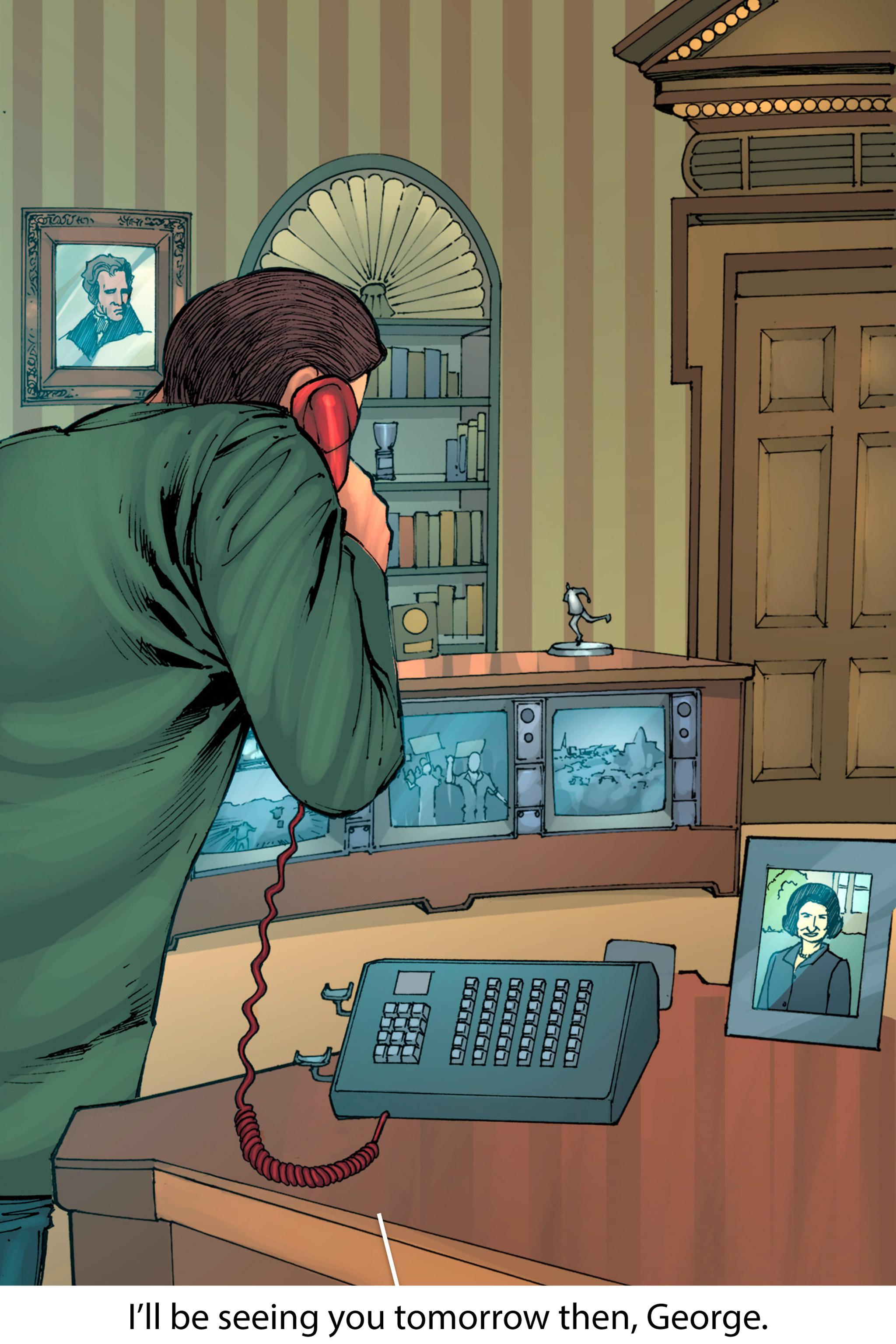 Read online Z-Men comic -  Issue #1 - 36
