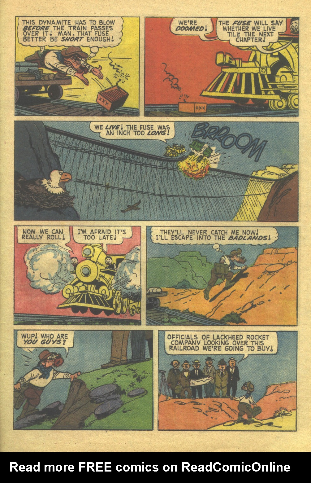 Uncle Scrooge (1953) Issue #56 #56 - English 25