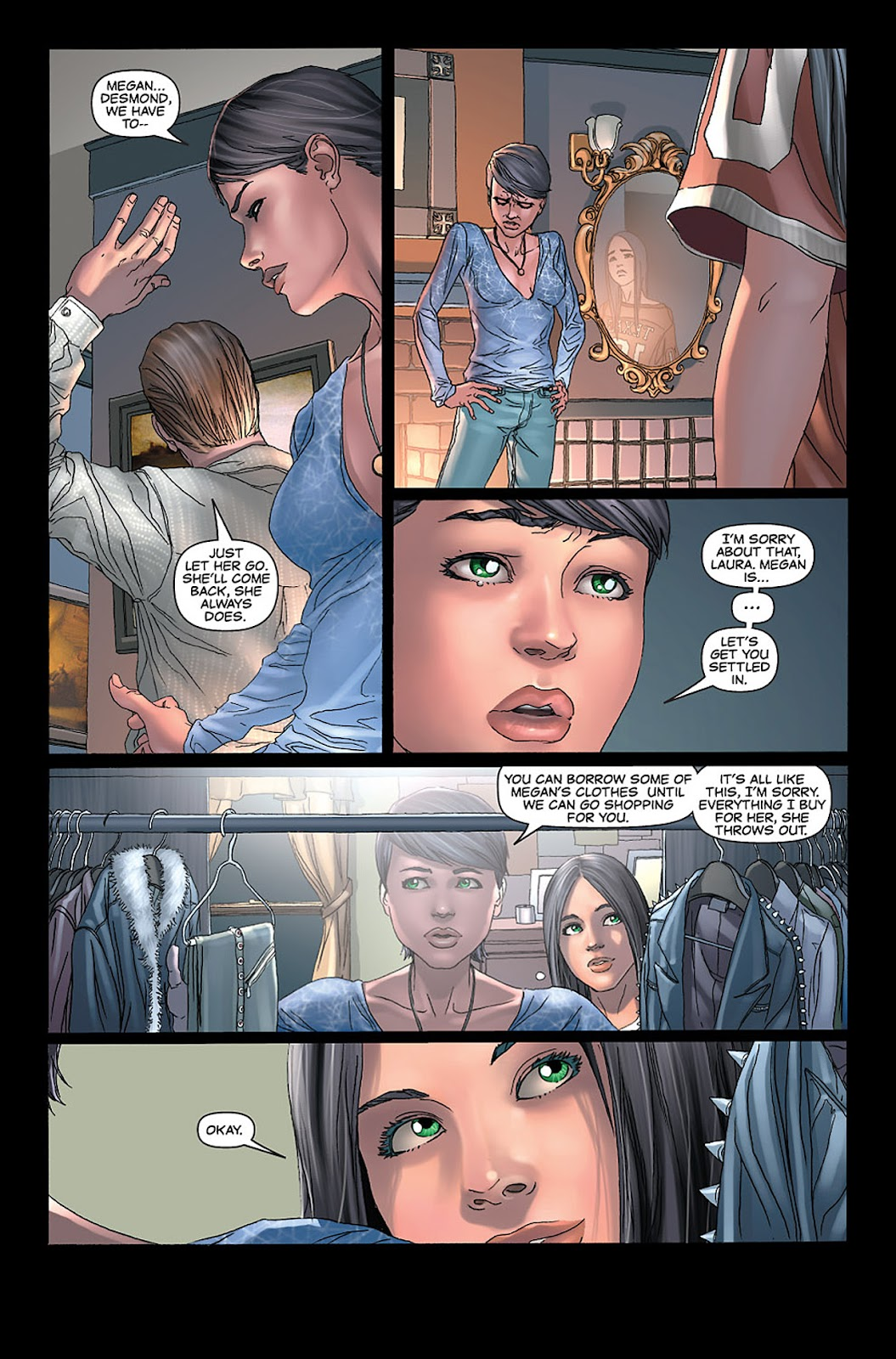 X-23: Target X Issue #2 #2 - English 9