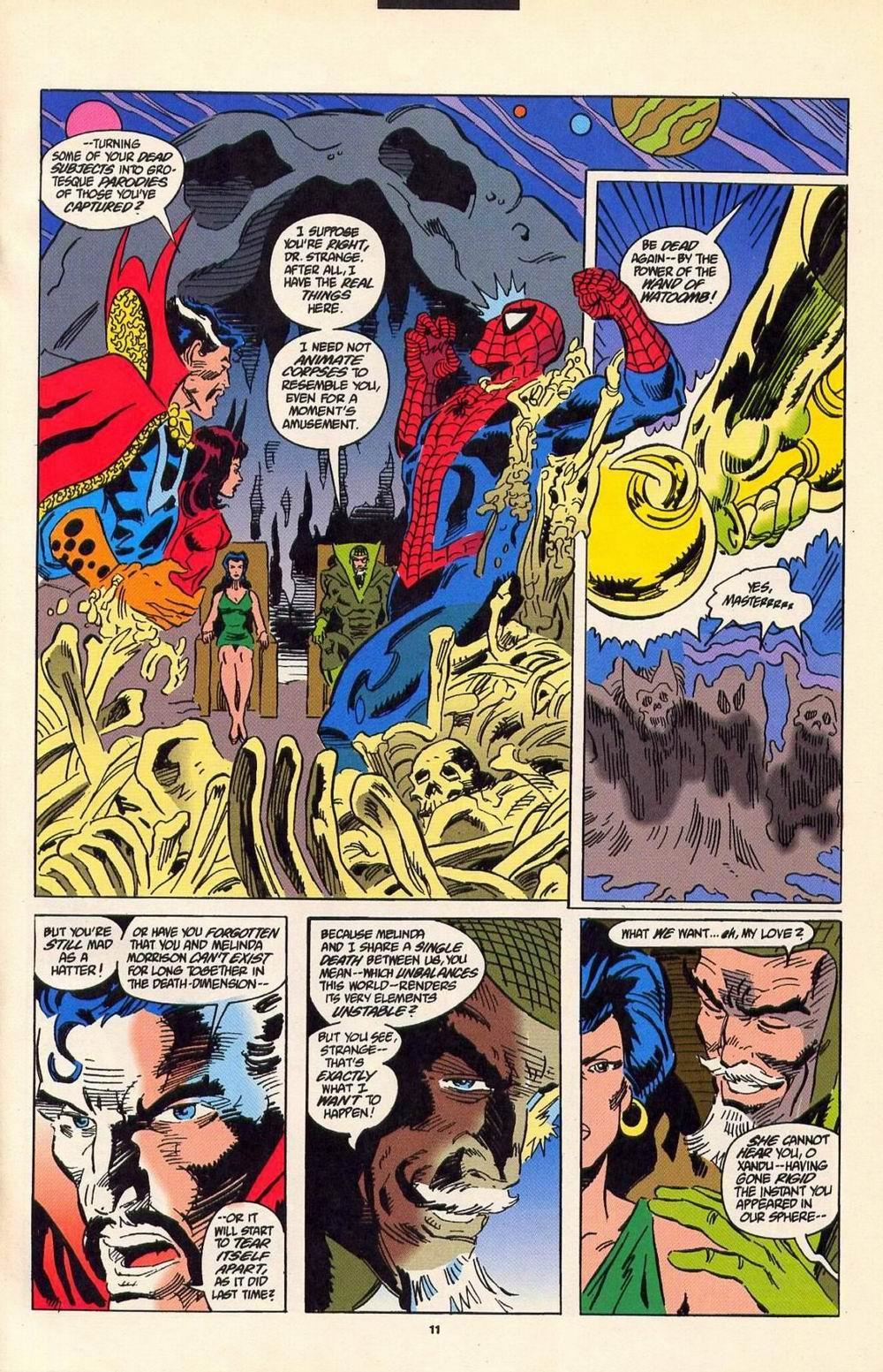 Read online Secret Defenders comic -  Issue #7 - 6