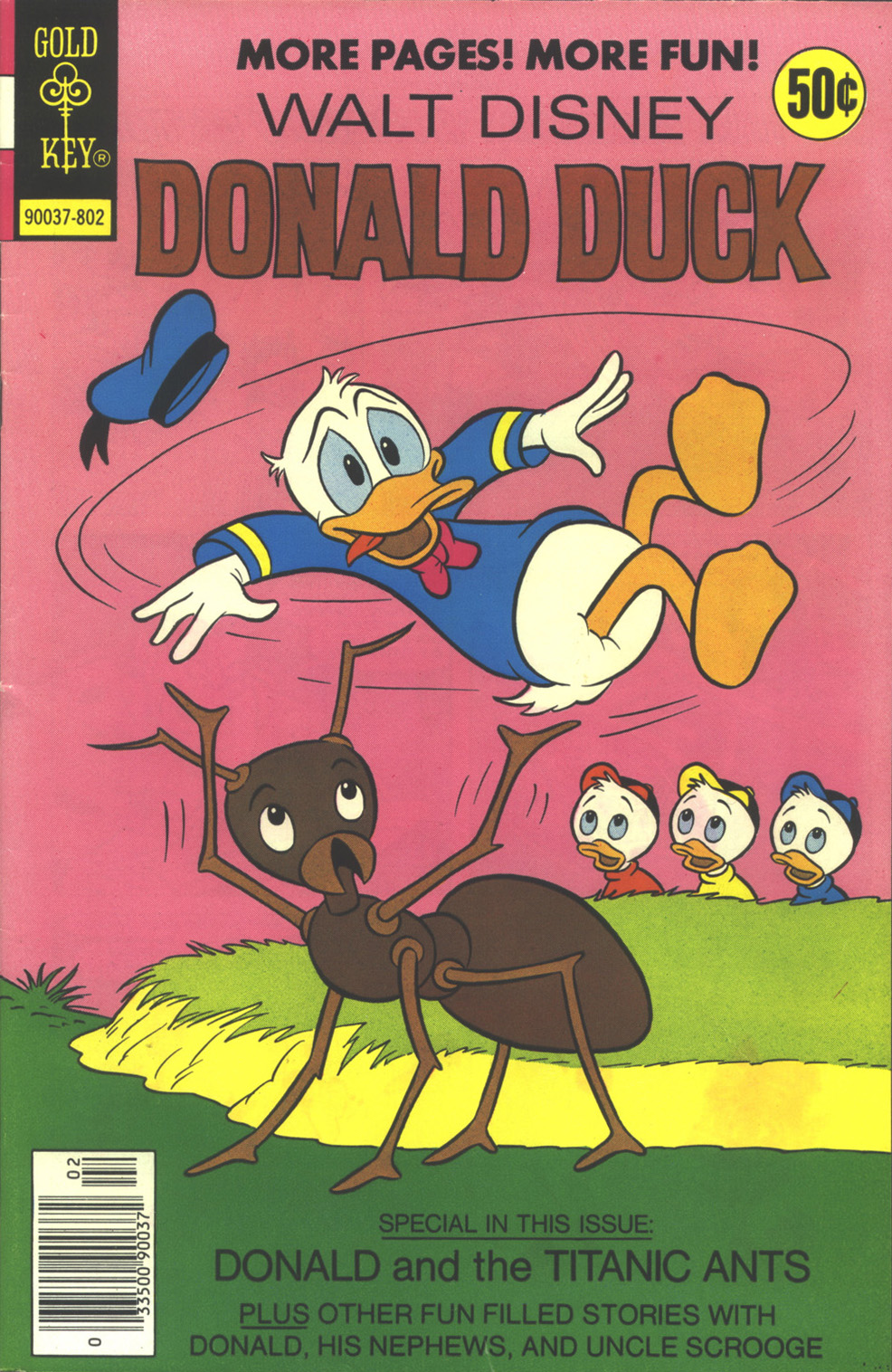 Donald Duck (1962) 192 Page 1