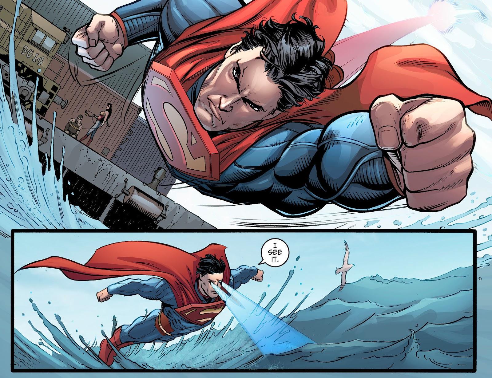 Injustice: Gods Among Us [I] Issue #2 #3 - English 16