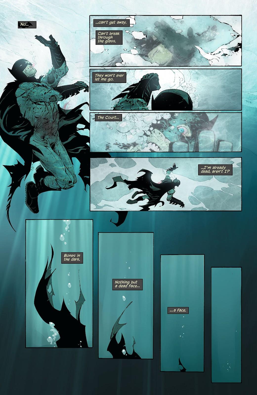 Batman (2011) Issue #6 #21 - English 23